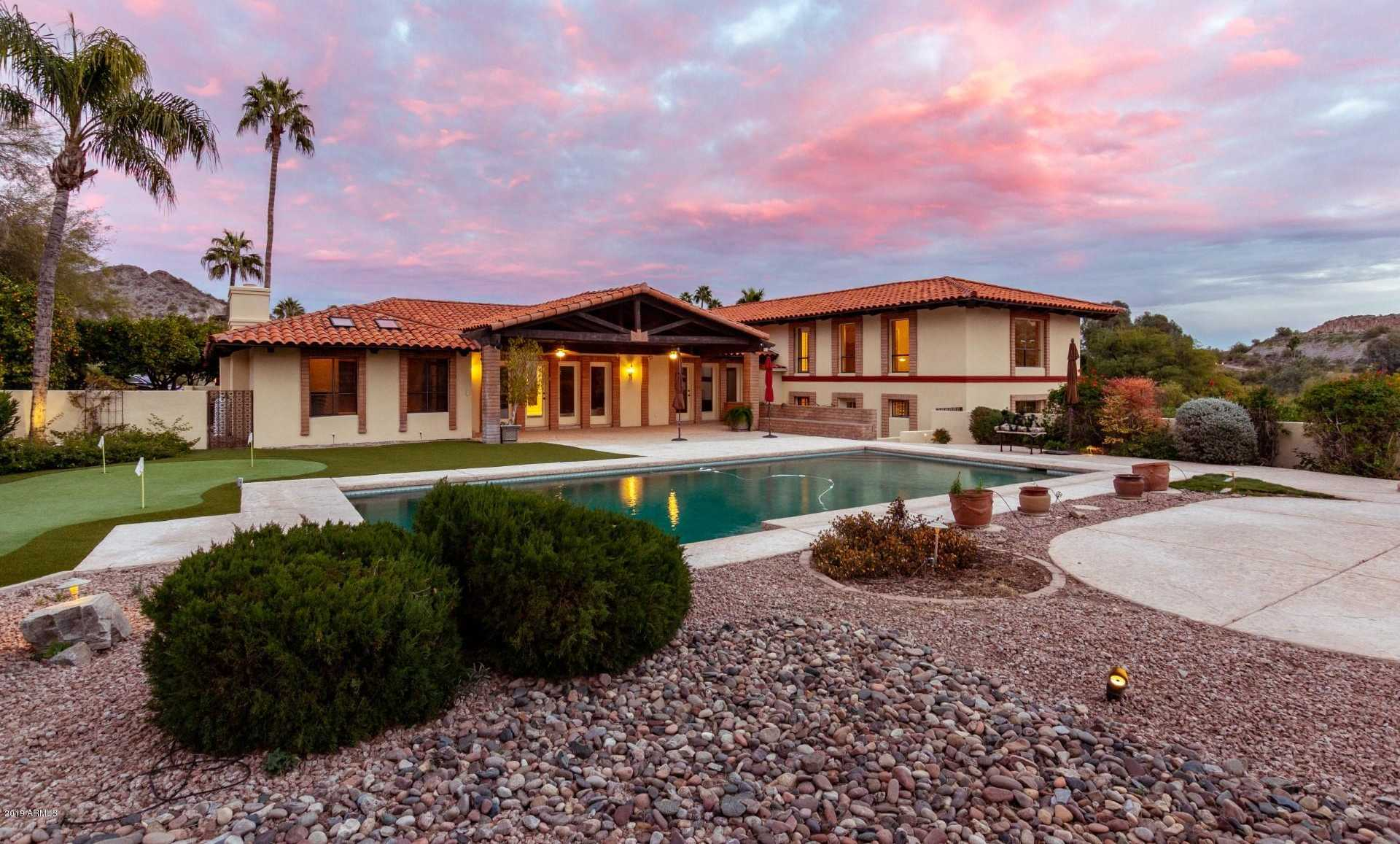 $1,299,000 - 4Br/5Ba - Home for Sale in Clearwater Hills Prvt Roads & Tr A, Paradise Valley
