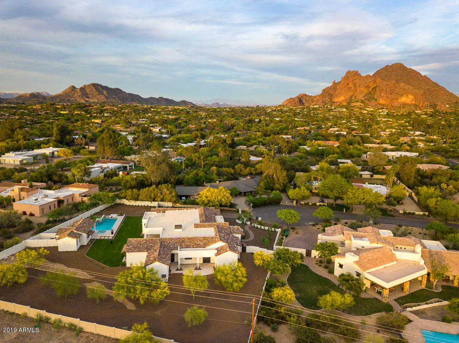 $3,895,000 - 5Br/4Ba - Home for Sale in Camelback Country Estates, Paradise Valley
