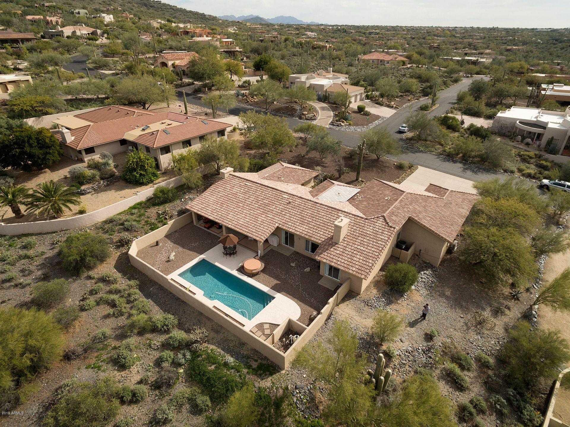 $794,000 - 4Br/3Ba - Home for Sale in Carefree Sentinel Rock Estates Lot 1-62, Cave Creek