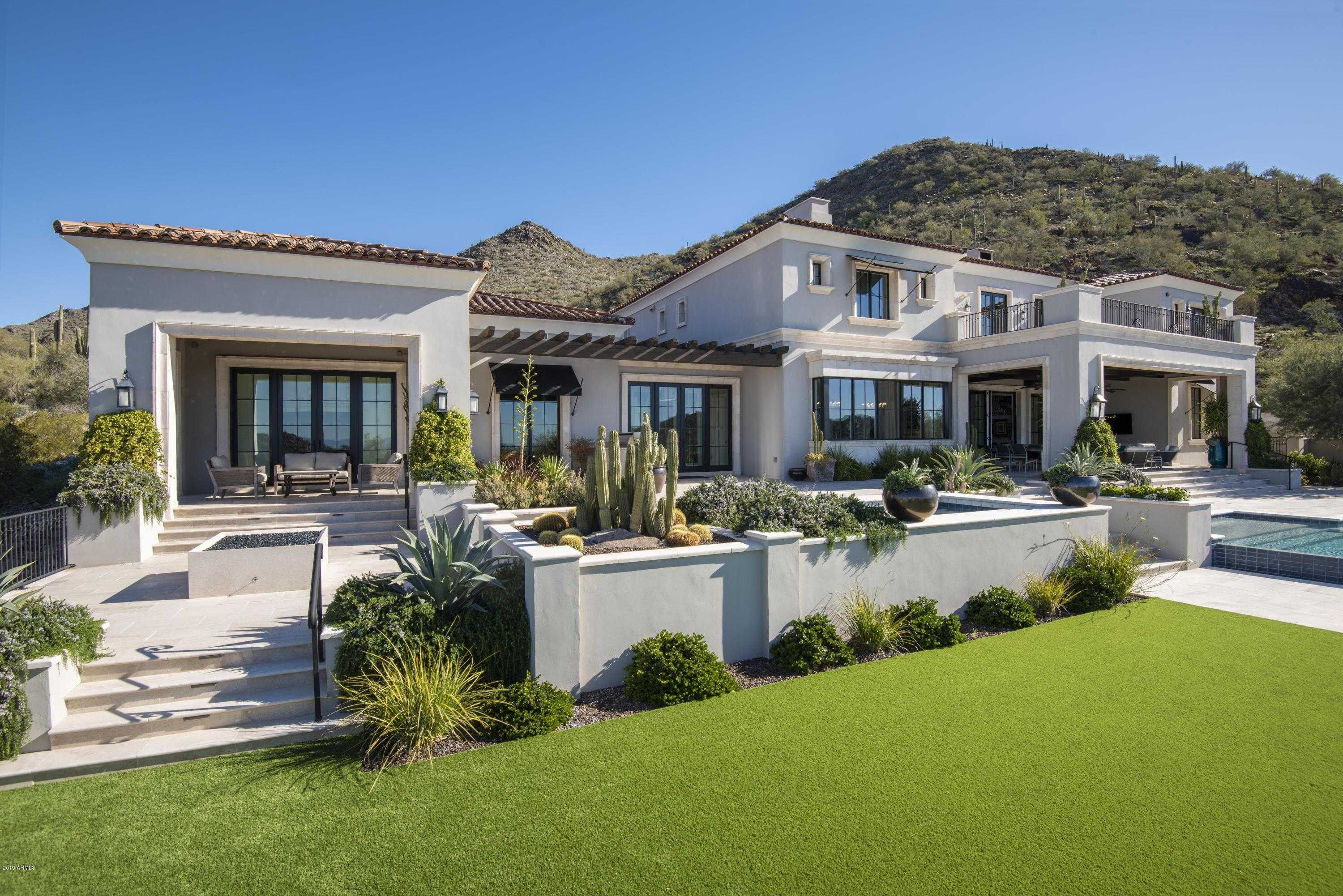 $8,495,000 - 5Br/6Ba - Home for Sale in Silverleaf At Dc Ranch, Scottsdale
