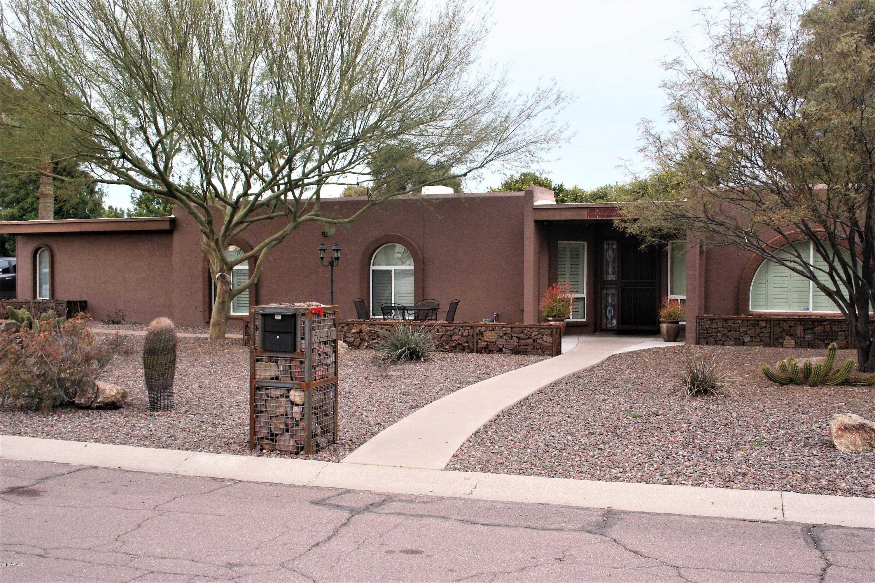 $649,999 - 4Br/4Ba - Home for Sale in Rancho Saguaro Unit 4 Mcr 159-39, Scottsdale