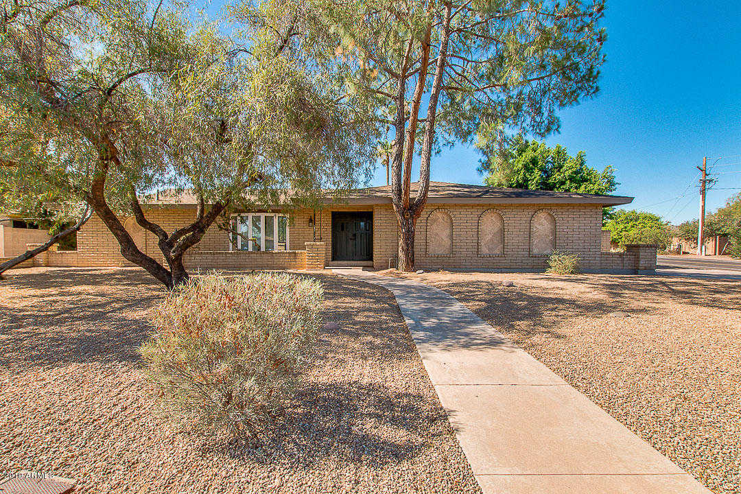 $600,000 - 4Br/2Ba - Home for Sale in Heritage East, Scottsdale