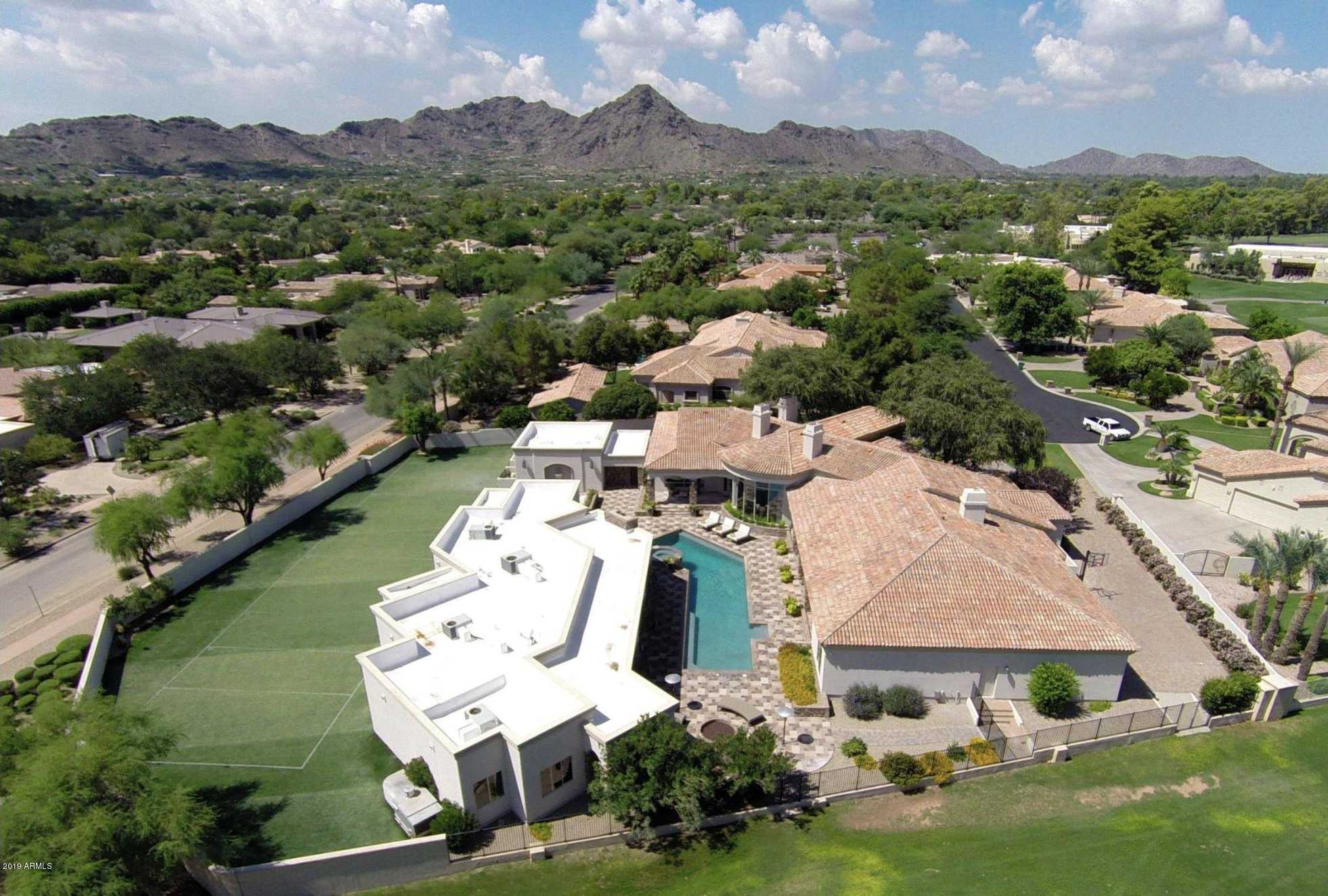 $2,975,000 - 5Br/6Ba - Home for Sale in Camelback Country Club Ironwood, Paradise Valley