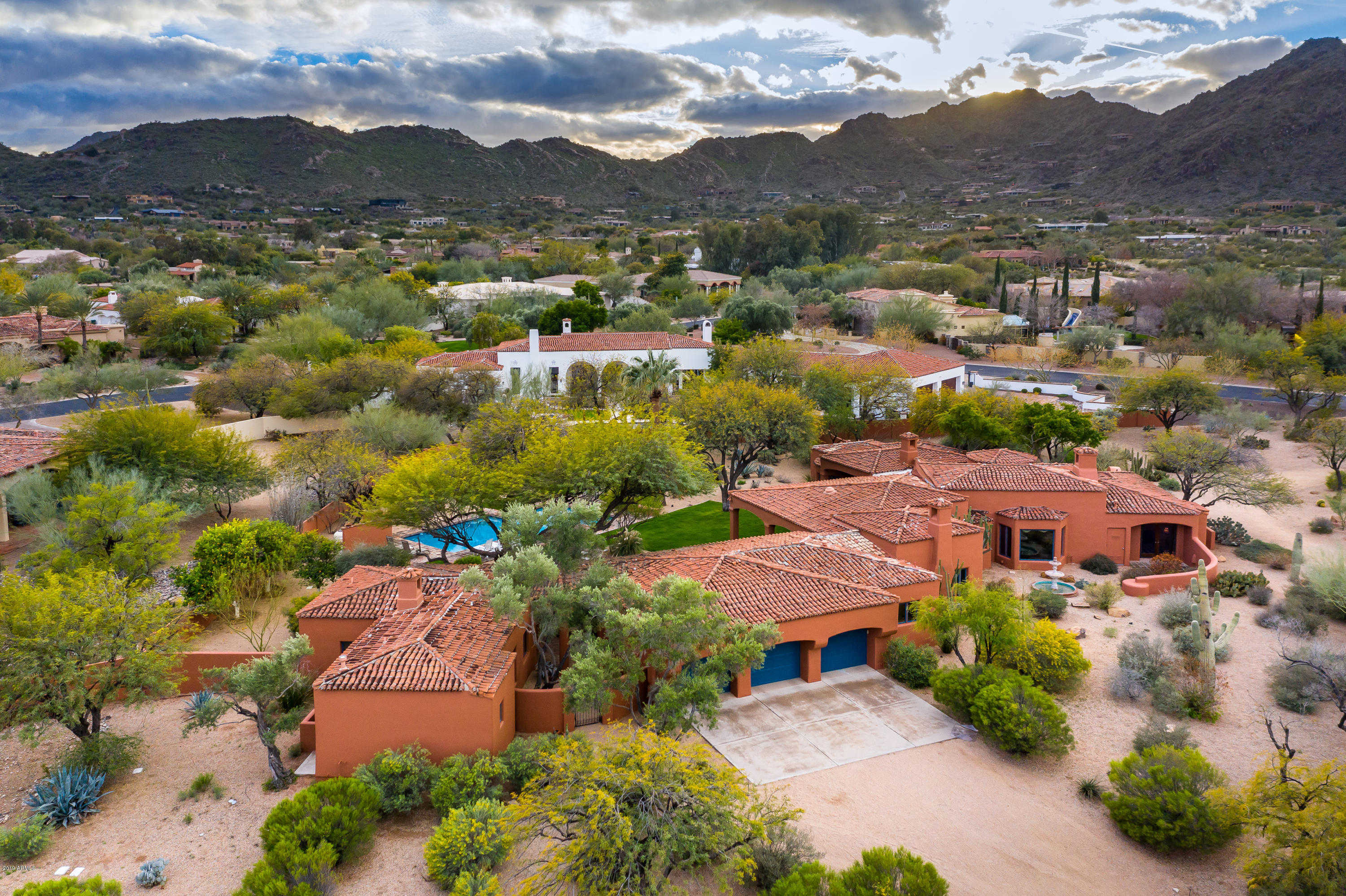 $2,650,000 - 4Br/5Ba - Home for Sale in Mummy Mountain View Lots 1-8, Paradise Valley