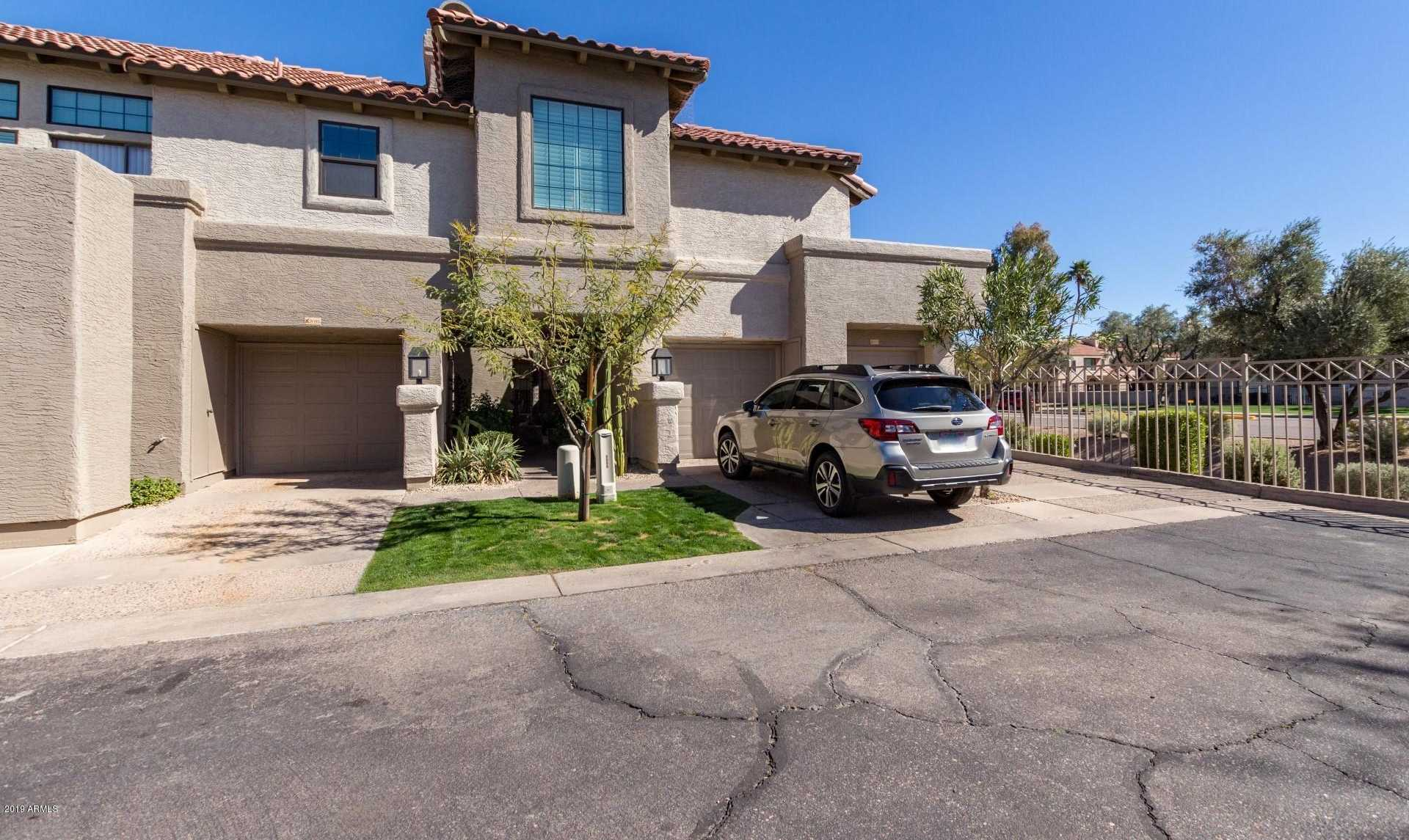 $307,500 - 2Br/2Ba -  for Sale in The Fountains, Scottsdale