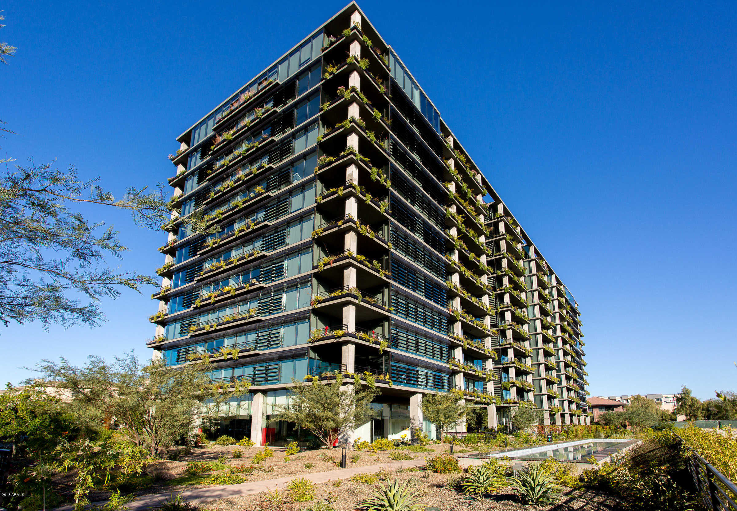 $849,500 - 2Br/3Ba -  for Sale in Optima Kierland Center 7120 Condominium Amd, Scottsdale
