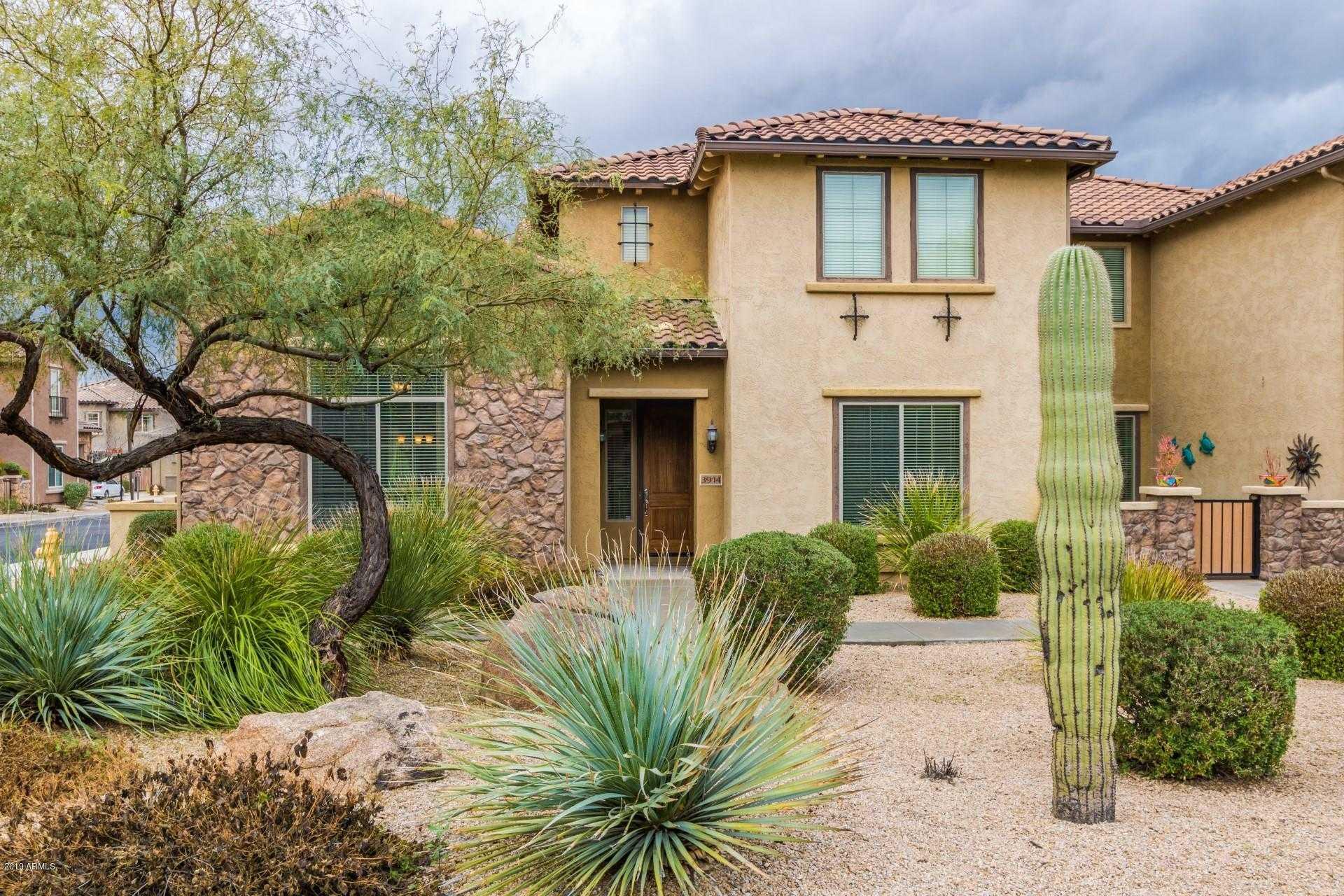 $439,900 - 3Br/3Ba -  for Sale in Fireside At Desert Ridge Triplex Condominiums, Phoenix