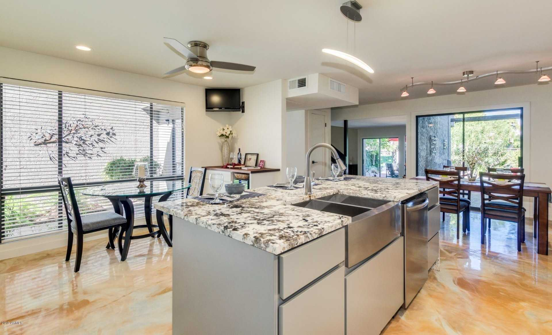 $425,000 - 3Br/3Ba -  for Sale in Pleasant Run Unit 1 Tracts A & B, Scottsdale