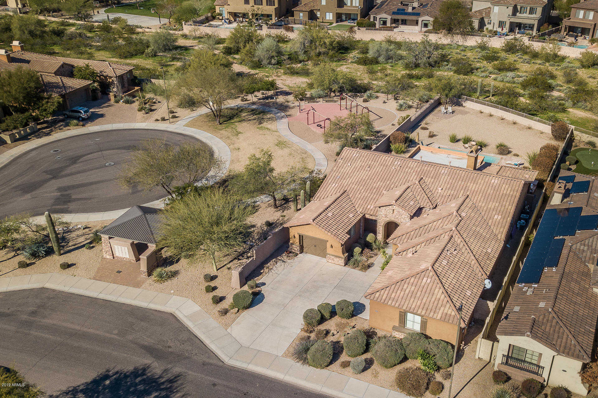 $739,850 - 4Br/3Ba - Home for Sale in Village 1 At Aviano, Phoenix