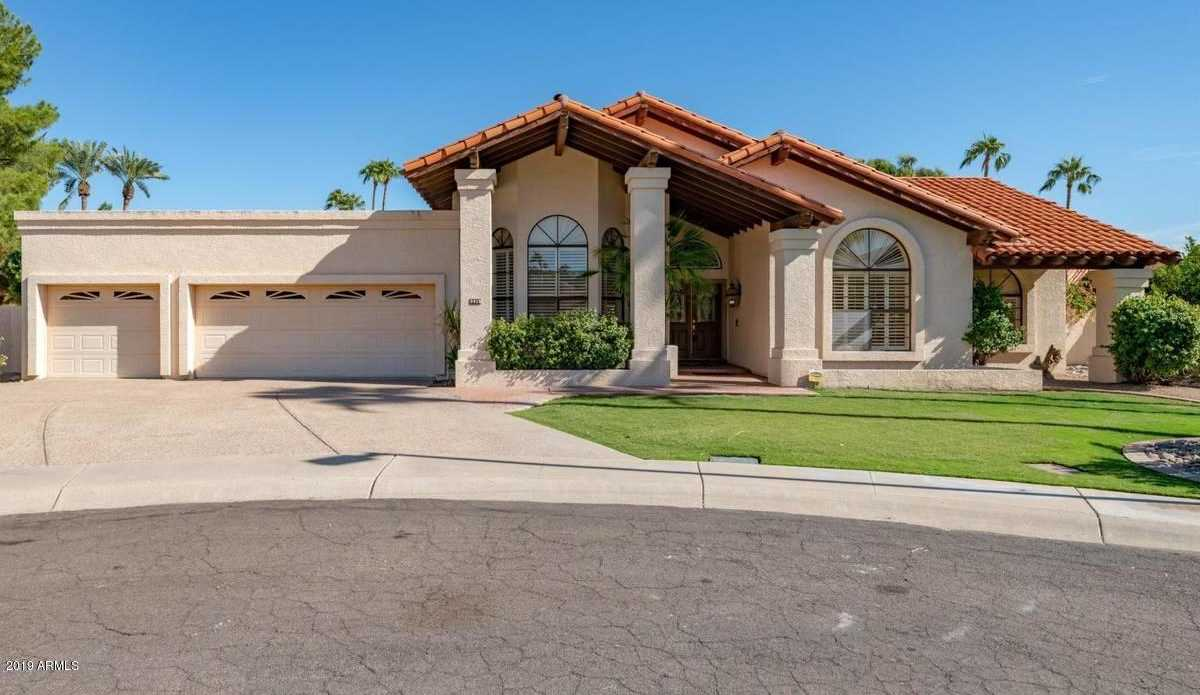 $689,000 - 4Br/3Ba - Home for Sale in Andalusia 2 Lot 1-53 Tr A B, Scottsdale