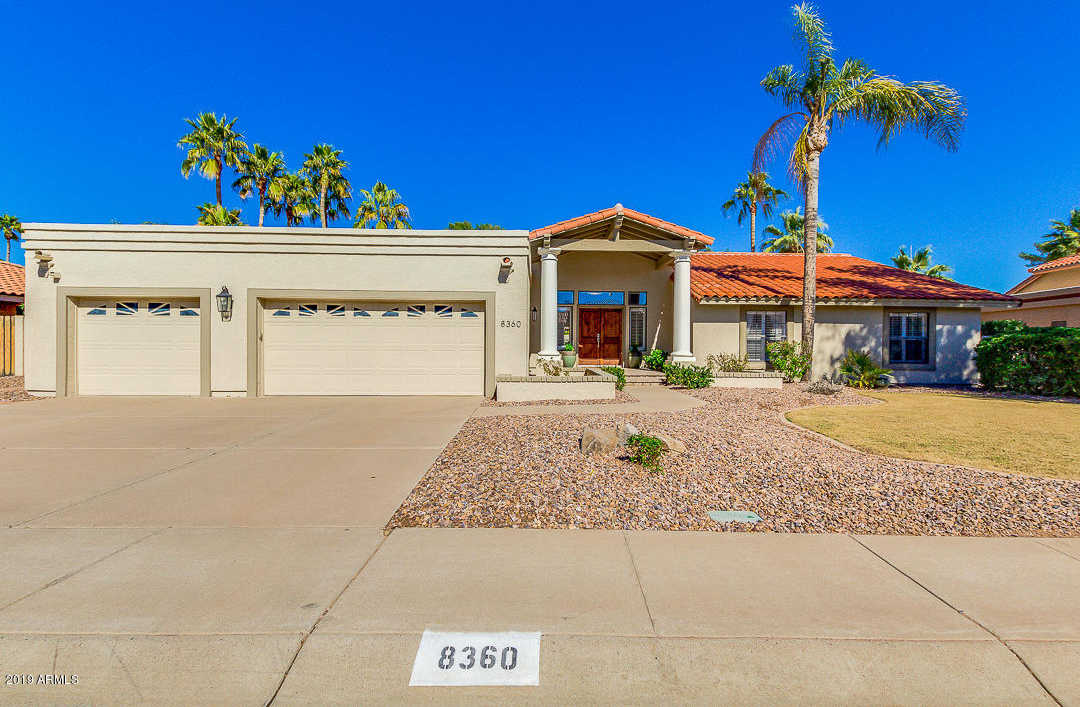 $879,000 - 3Br/3Ba - Home for Sale in Paradise Park Manor Replat Of Lots 130-134, Scottsdale