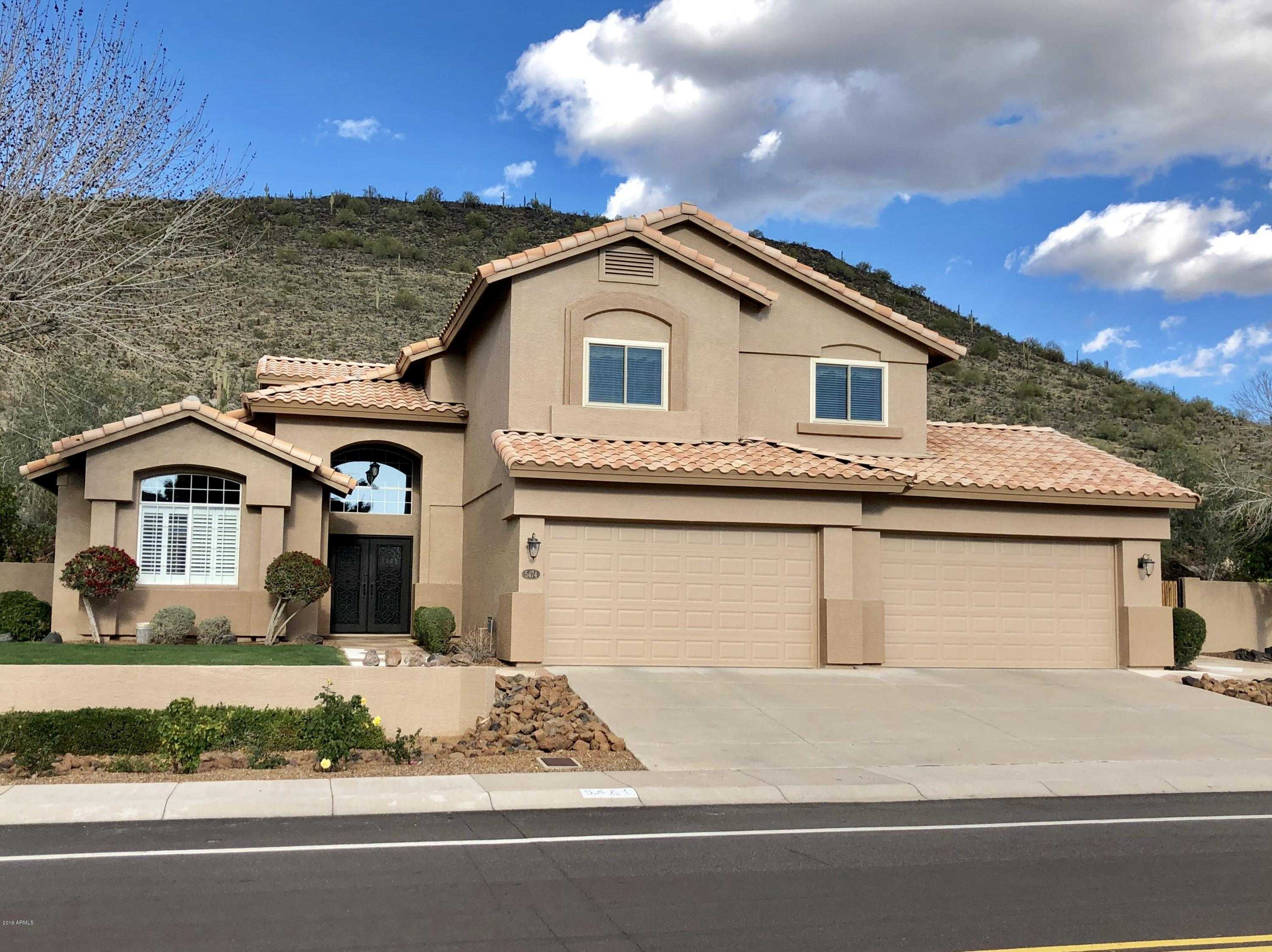 $579,900 - 5Br/4Ba - Home for Sale in Estates At Arrowhead Phase 1a, Glendale