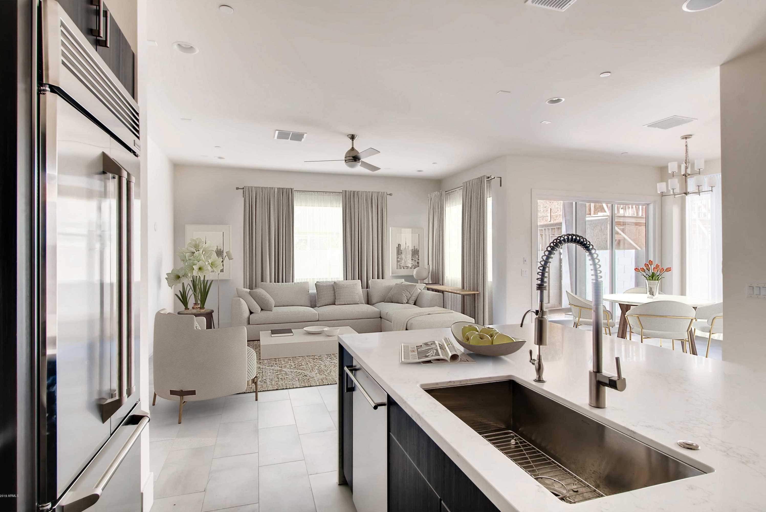 $749,900 - 3Br/3Ba - Home for Sale in Skye On Mcdowell, Scottsdale