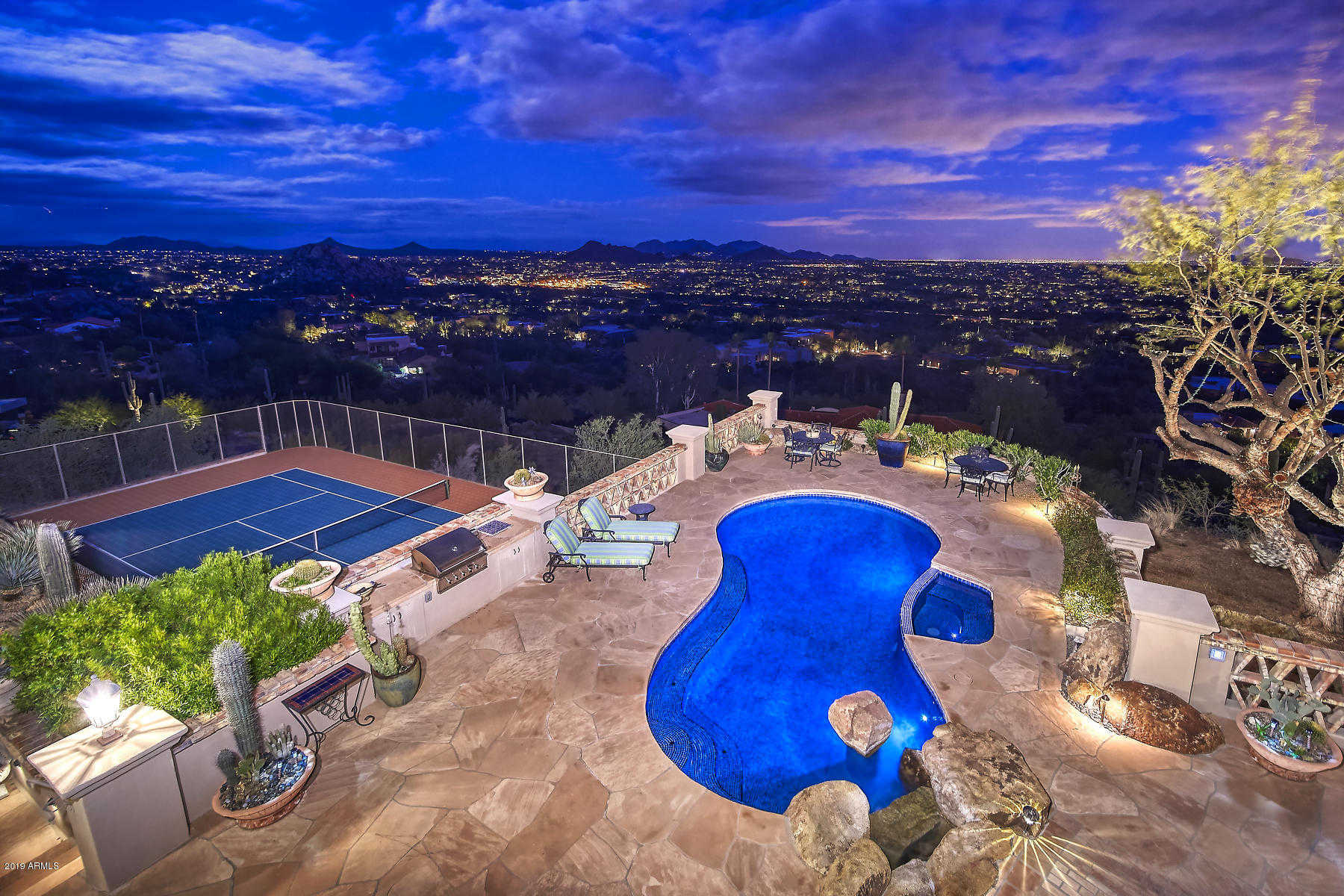 $2,395,000 - 5Br/7Ba - Home for Sale in Carefree Grand View Estates Lot 31, Carefree