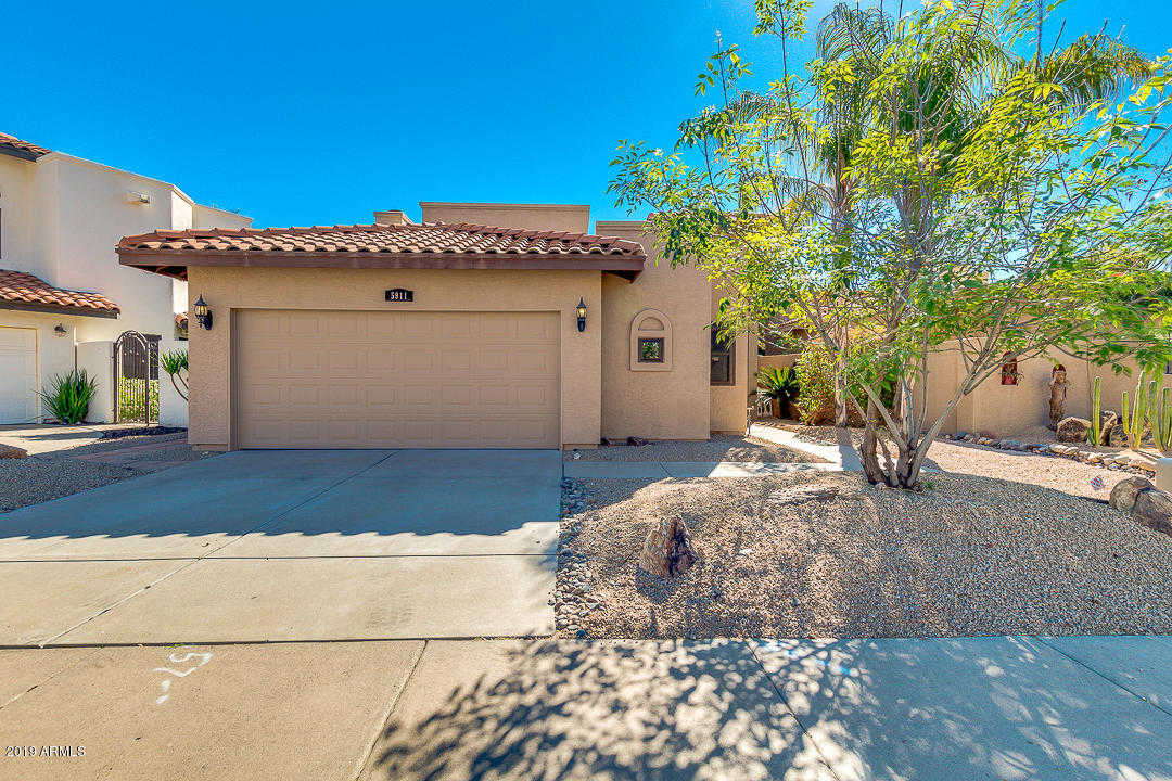 $375,000 - 3Br/2Ba - Home for Sale in Desert Shires Replat Amd Lot 1-91, Scottsdale