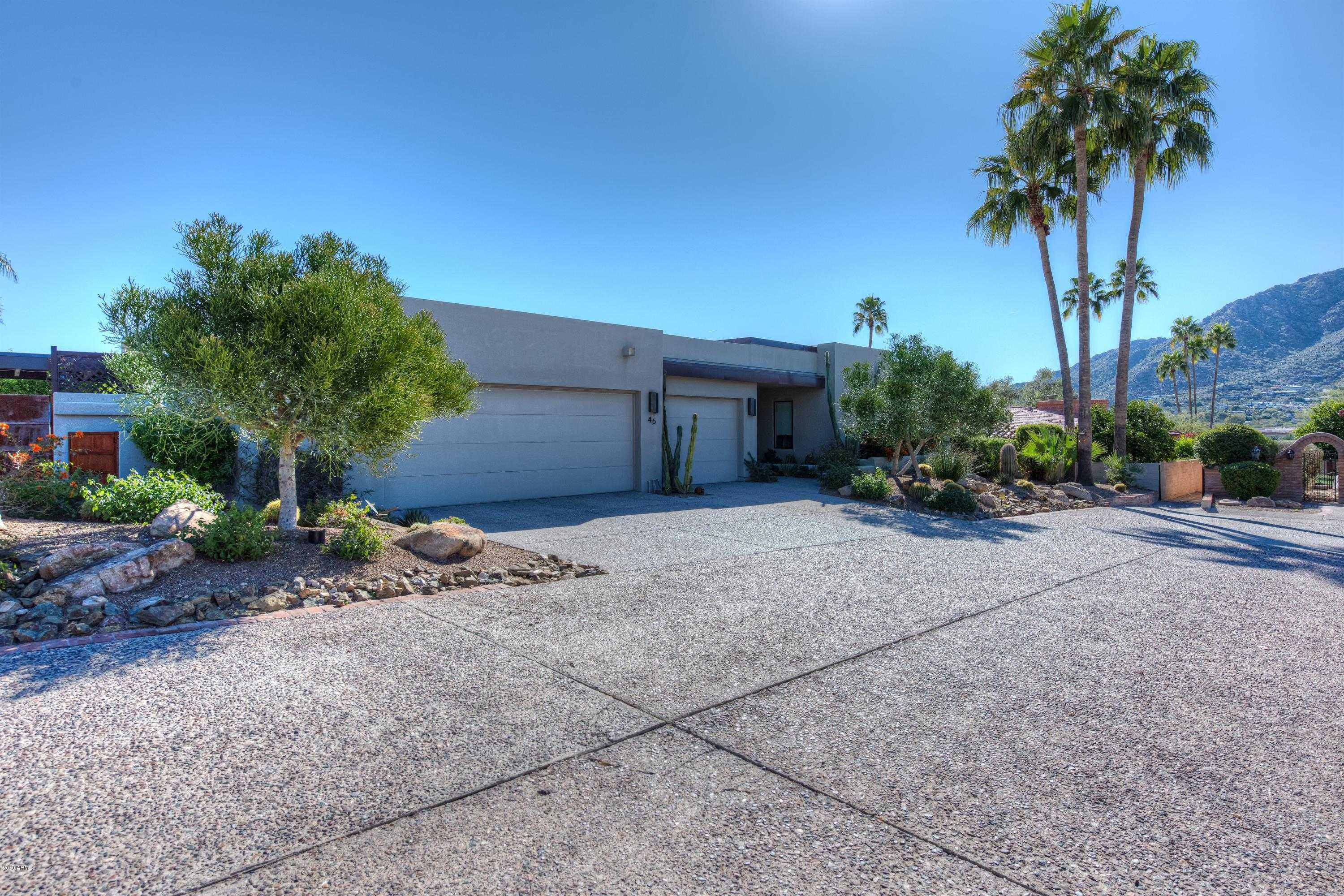 $2,498,000 - 3Br/3Ba - Home for Sale in Colonia Miramonte, Paradise Valley