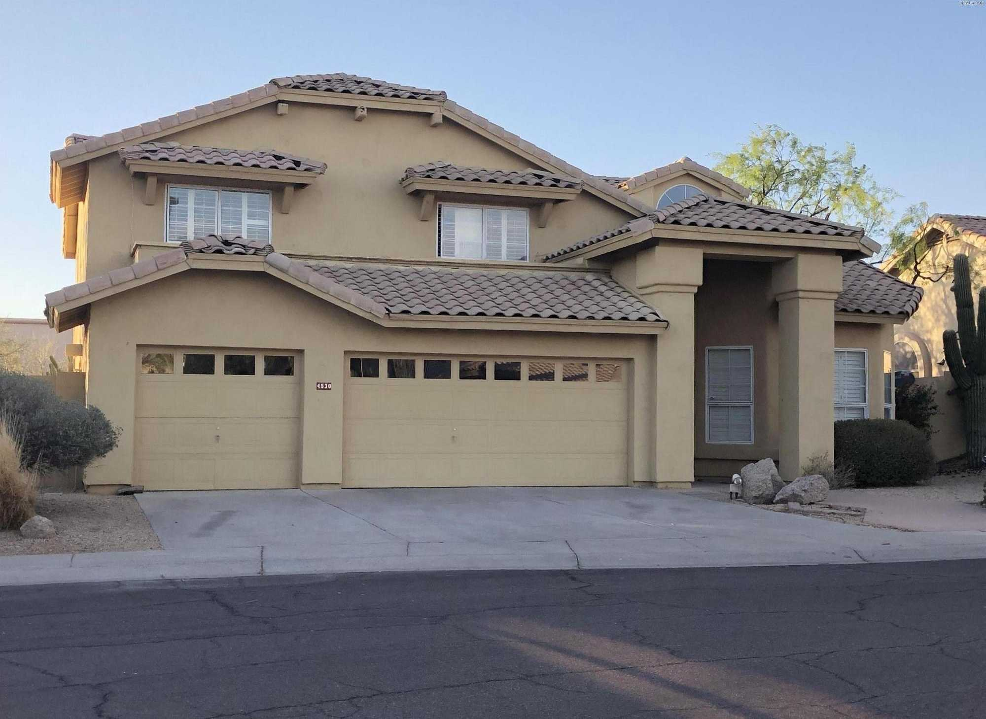 $498,000 - 4Br/3Ba - Home for Sale in Desert Fairways At Tatum Ranch, Cave Creek