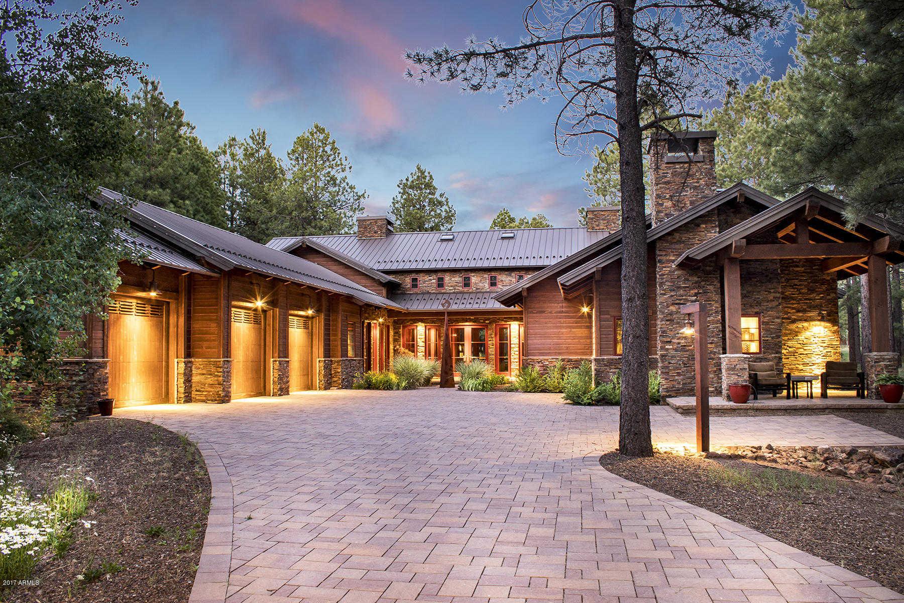 $1,950,000 - 3Br/4Ba - Home for Sale in Forest Highlands, Flagstaff