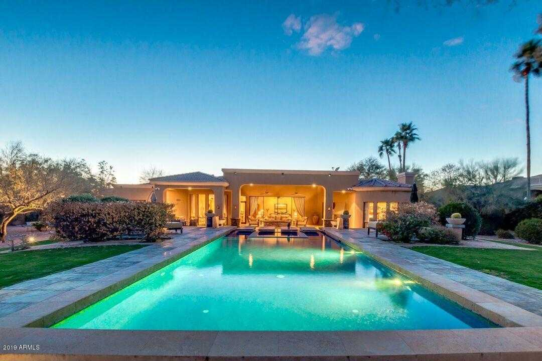 $2,750,000 - 4Br/4Ba - Home for Sale in Paradise Valley Private Estate, Paradise Valley