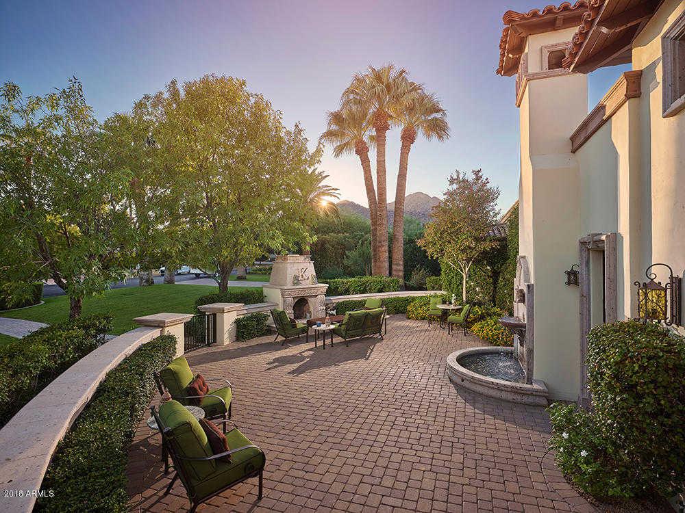 $2,980,000 - 4Br/5Ba - Home for Sale in Casa Blanca Estates Lot 20-37 & Tr A, Paradise Valley