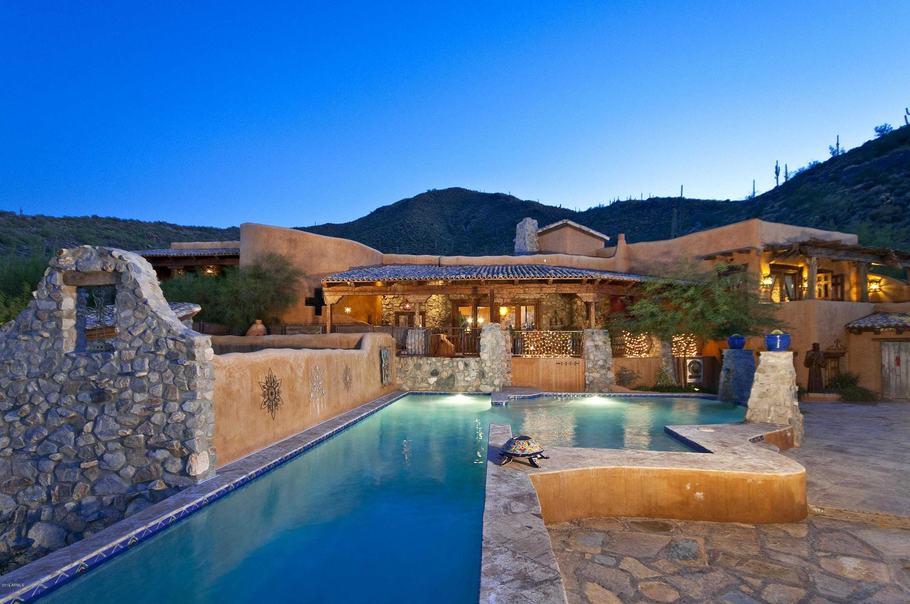$2,495,000 - 5Br/6Ba - Home for Sale in Metes & Bounds, Cave Creek