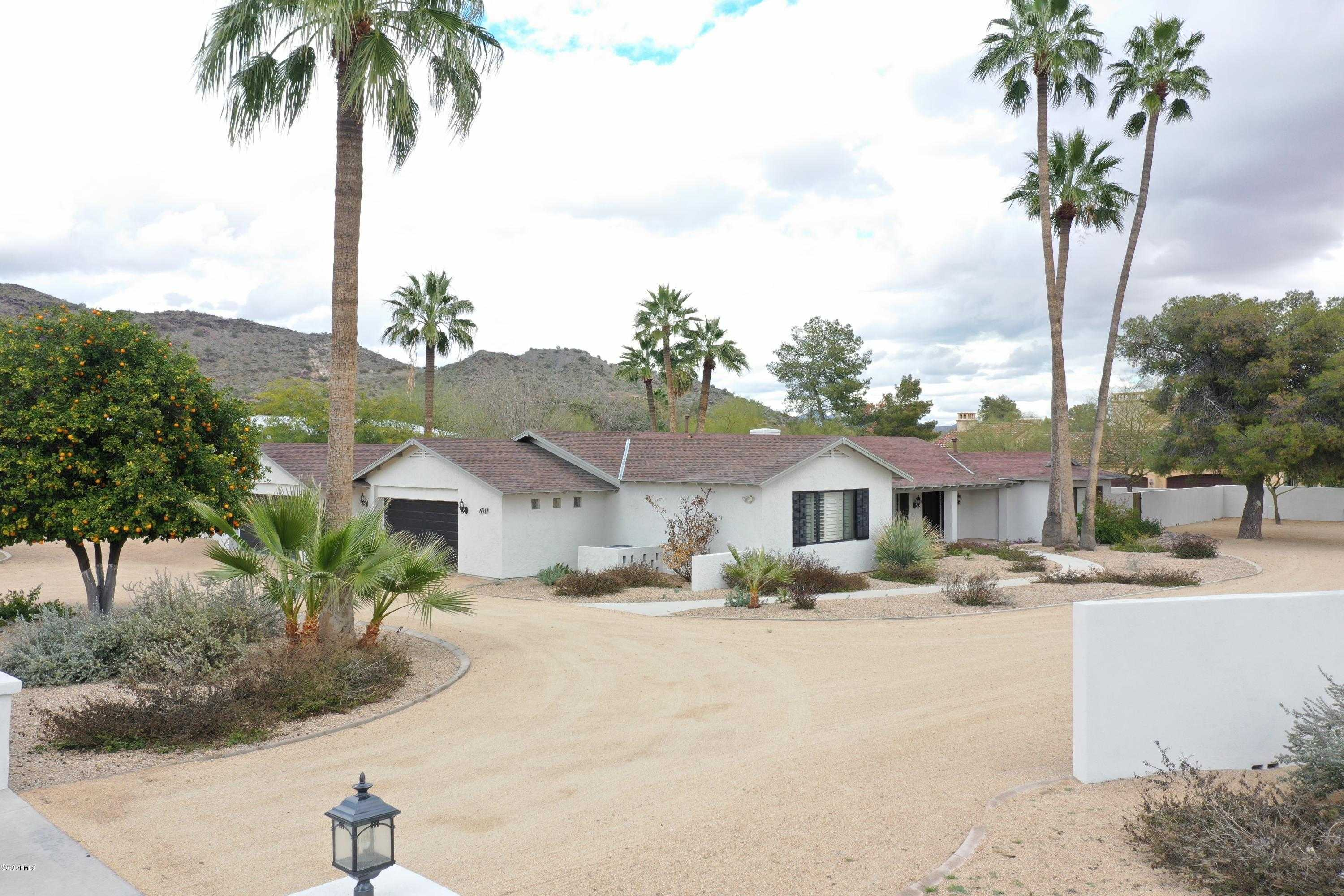 $1,180,000 - 3Br/3Ba - Home for Sale in Mountain View, Paradise Valley