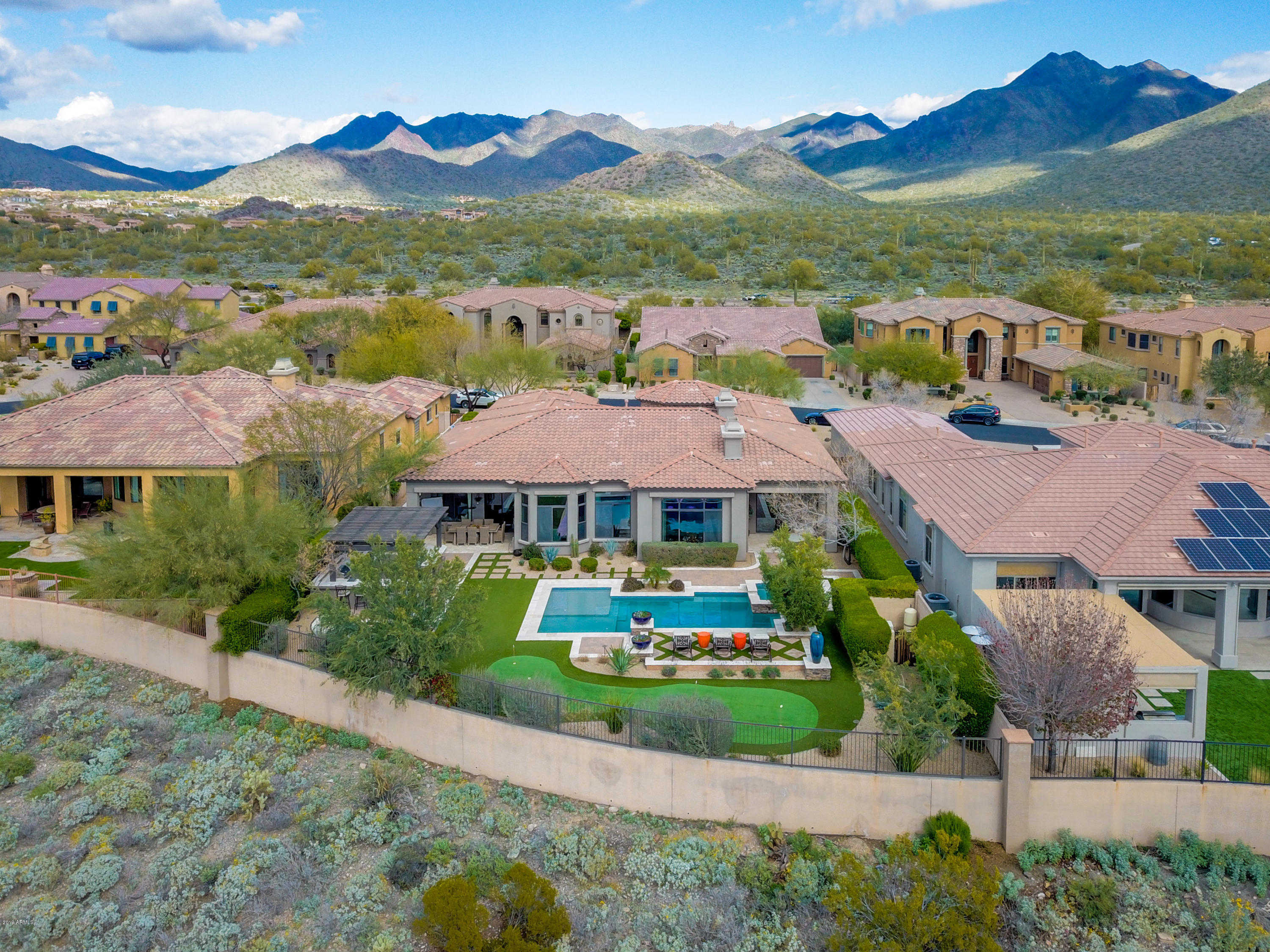 $1,600,000 - 4Br/5Ba - Home for Sale in Windgate Ranch Phase 1 Plat A, Scottsdale