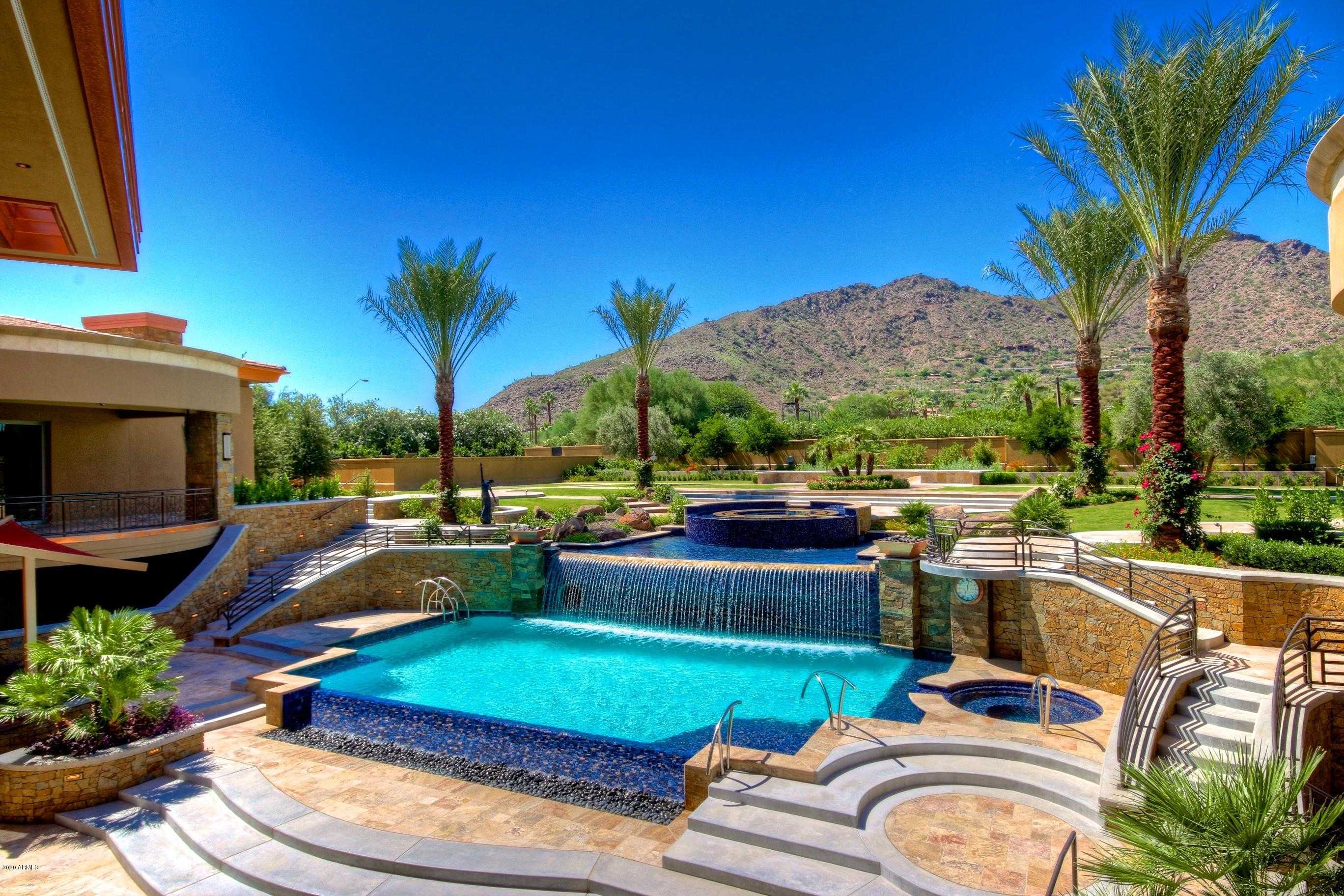 $14,990,000 - 6Br/13Ba - Home for Sale in Camelback Lands, Paradise Valley