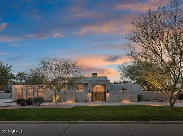 $2,759,000 - 4Br/7Ba - Home for Sale in Country Club Acres 2, Paradise Valley