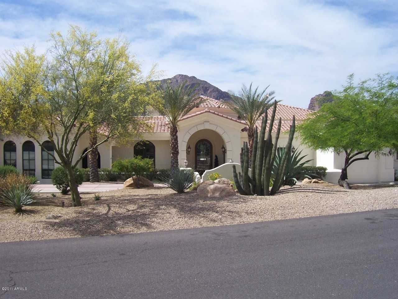 $3,769,000 - 6Br/7Ba - Home for Sale in Club Estates, Paradise Valley