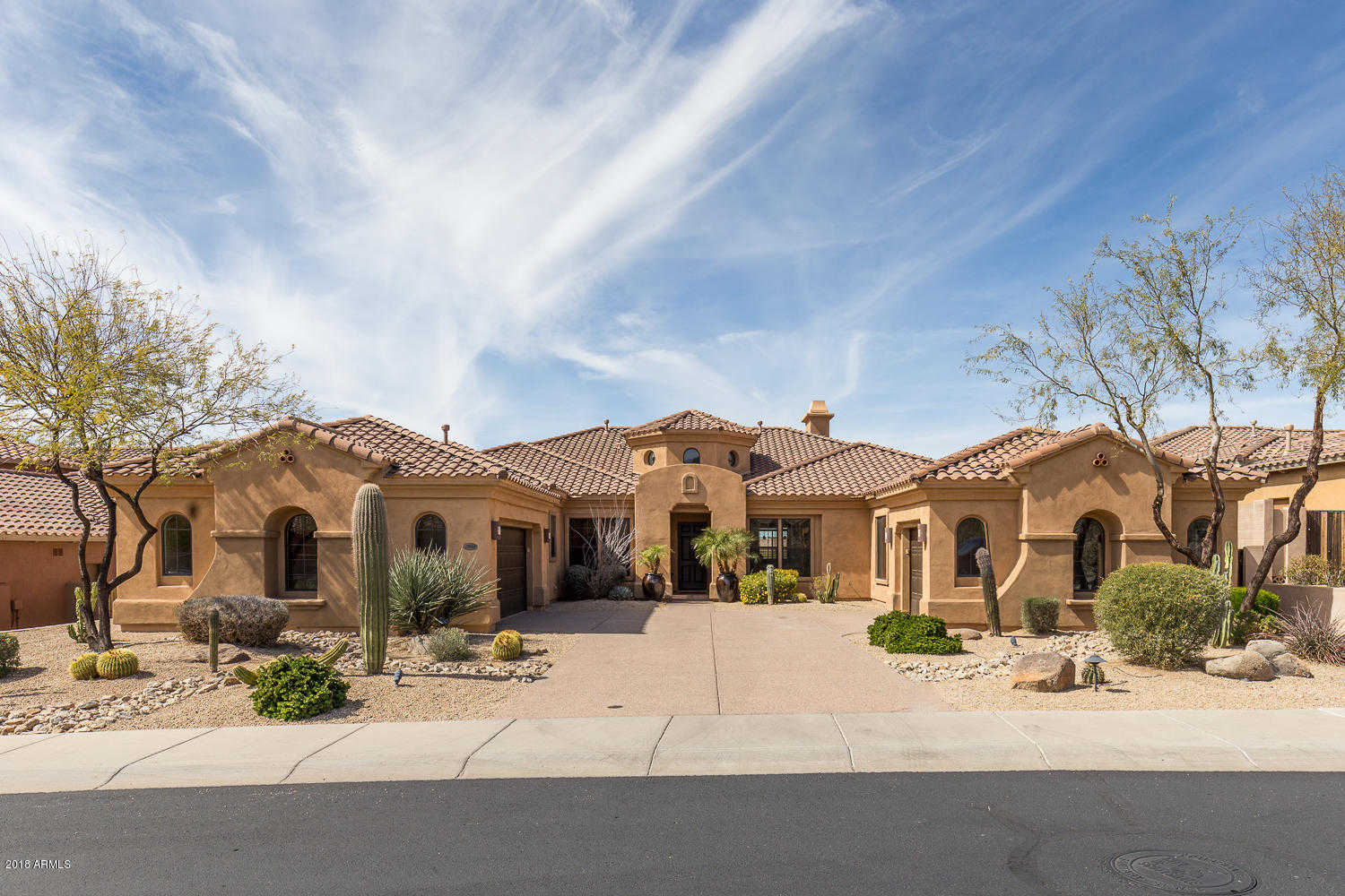 - 5Br/4Ba - Home for Sale in Windgate Ranch Phase 1 Plat A, Scottsdale