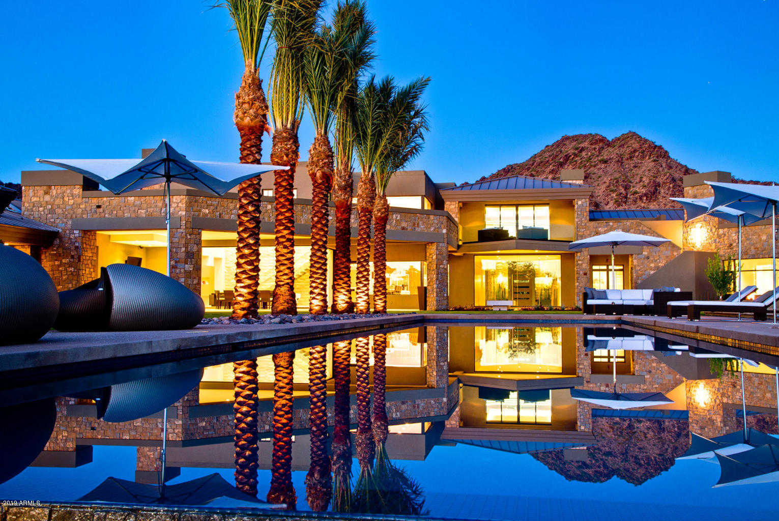$7,995,000 - 6Br/10Ba - Home for Sale in Shoen Estates, Paradise Valley