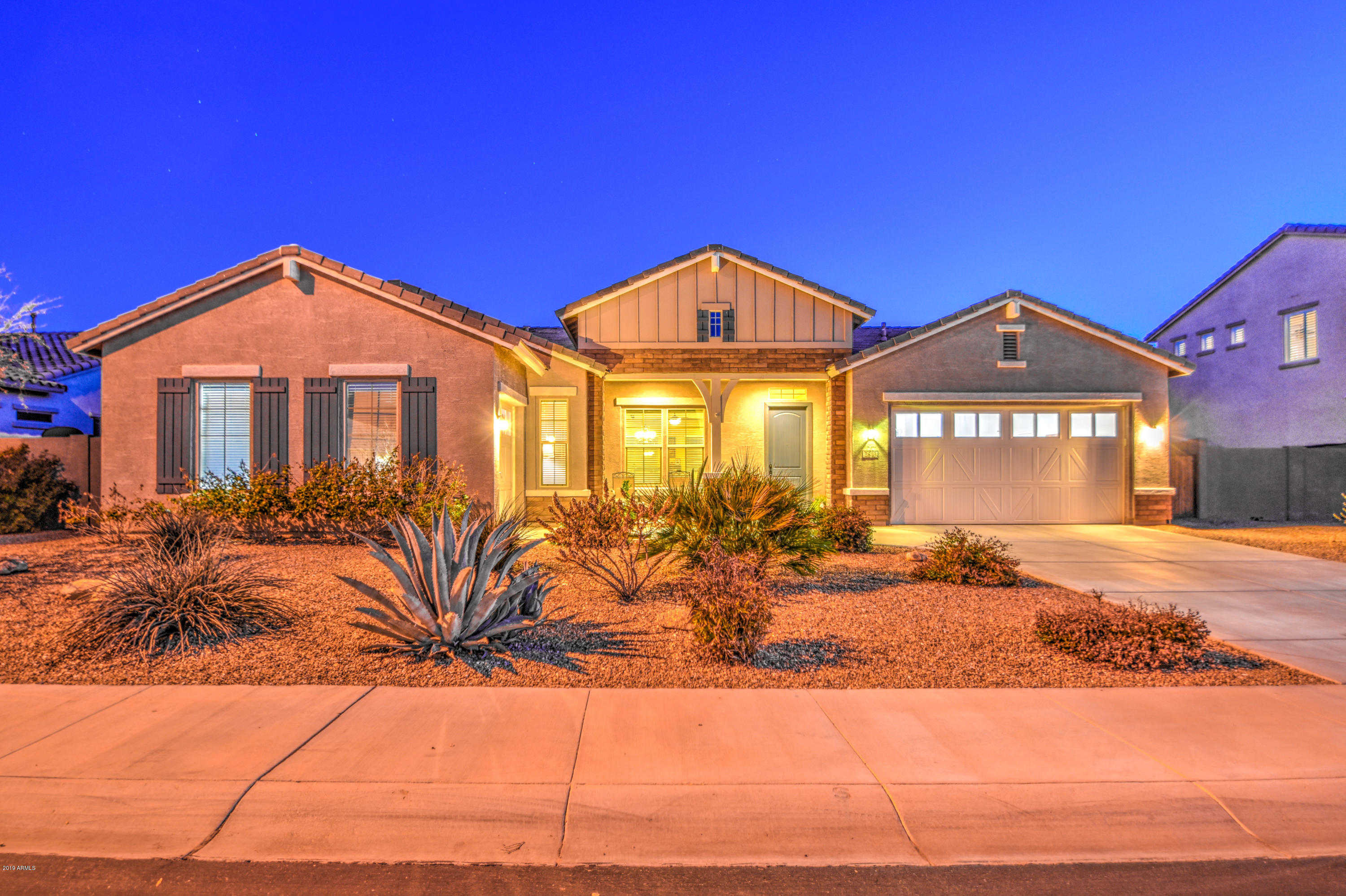 $500,000 - 4Br/3Ba - Home for Sale in 164th And Cloud Solace, Gilbert
