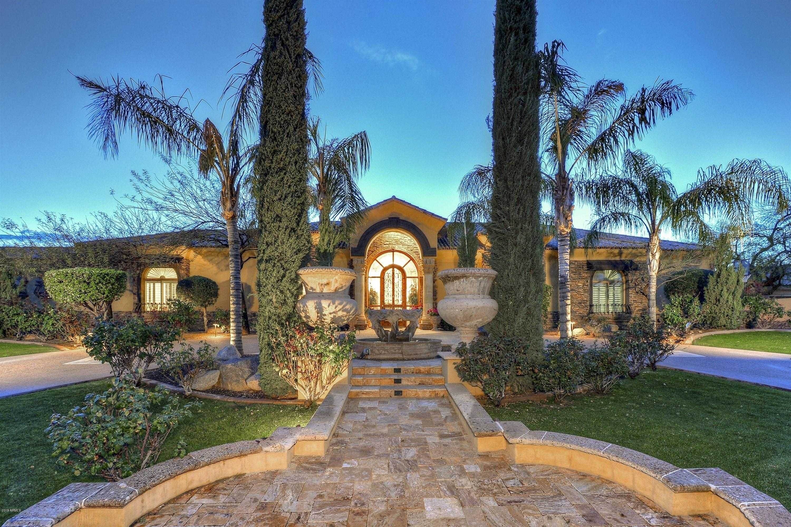 $2,597,000 - 5Br/6Ba - Home for Sale in Fischer Valley Estates, Paradise Valley