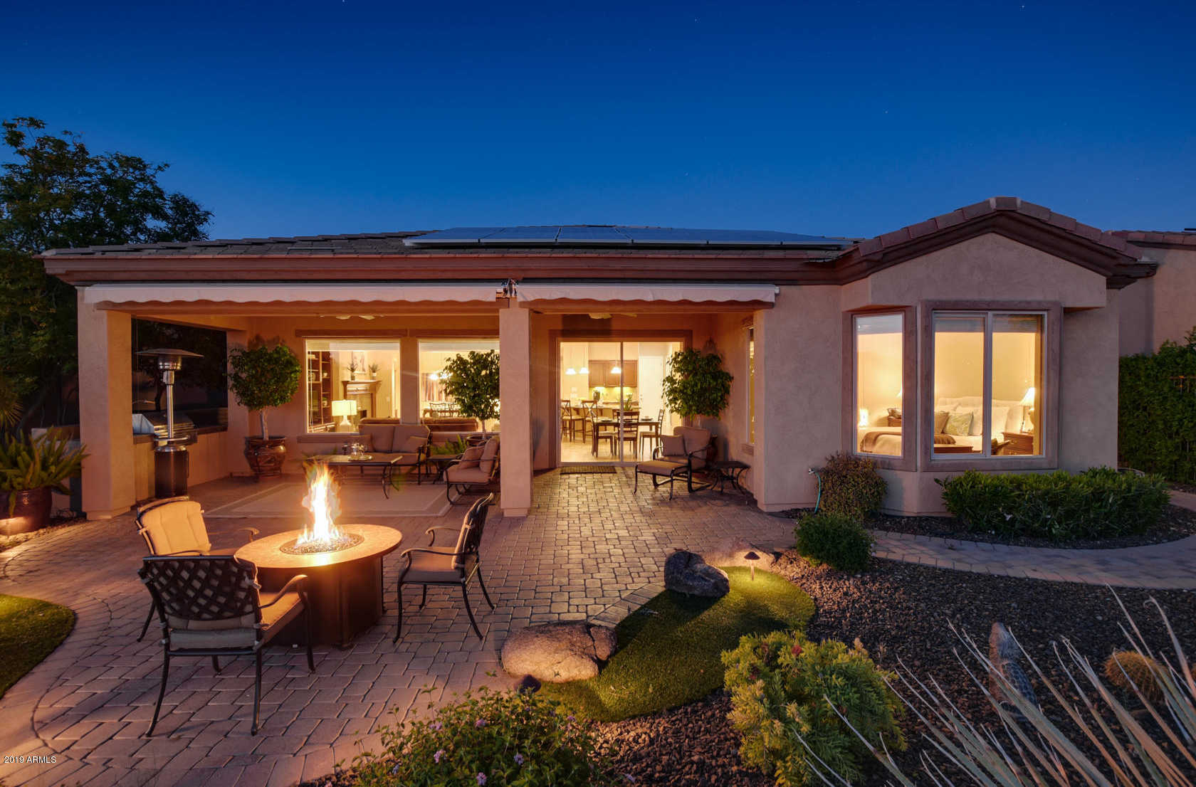 Homes for Sale in Trilogy at Vistancia - Charlie O'Malley Real Estate