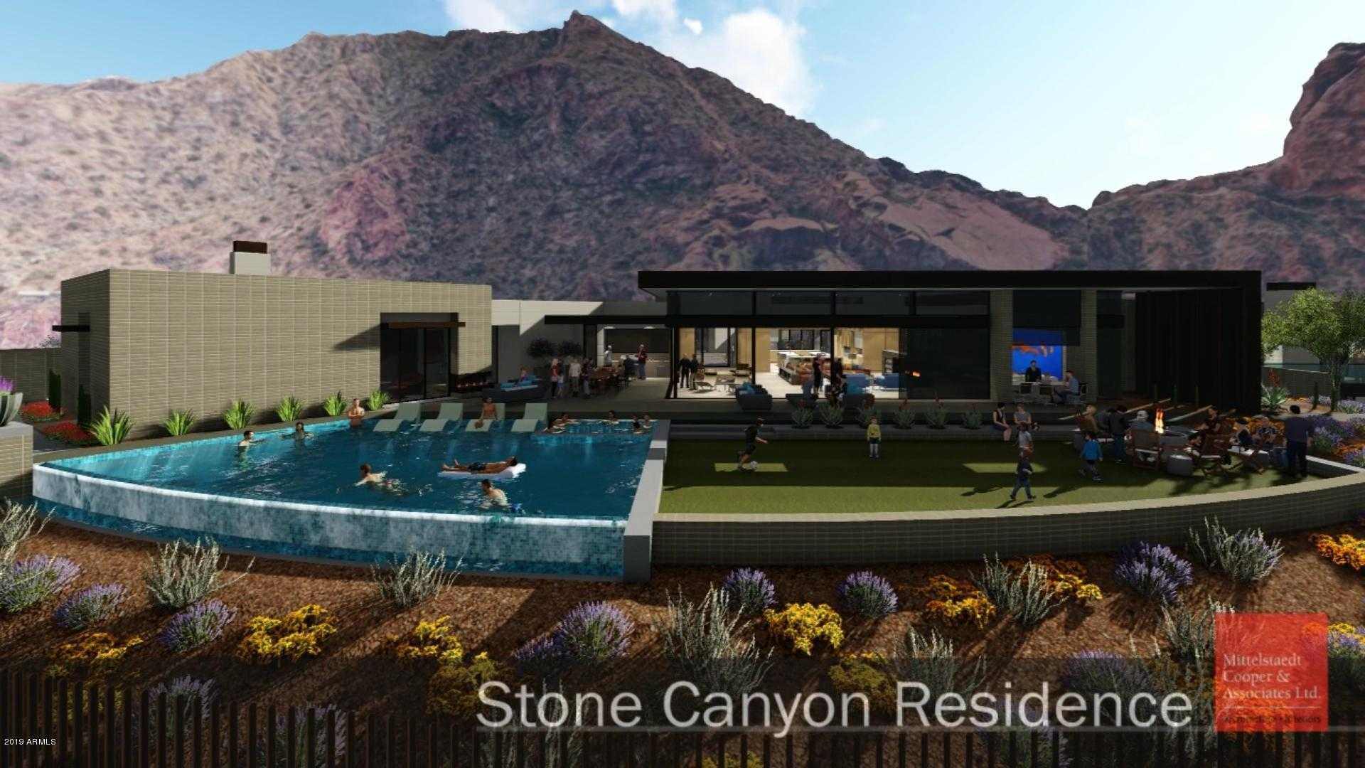 $4,700,000 - Br/Ba -  for Sale in Stone Canyon Amd, Paradise Valley