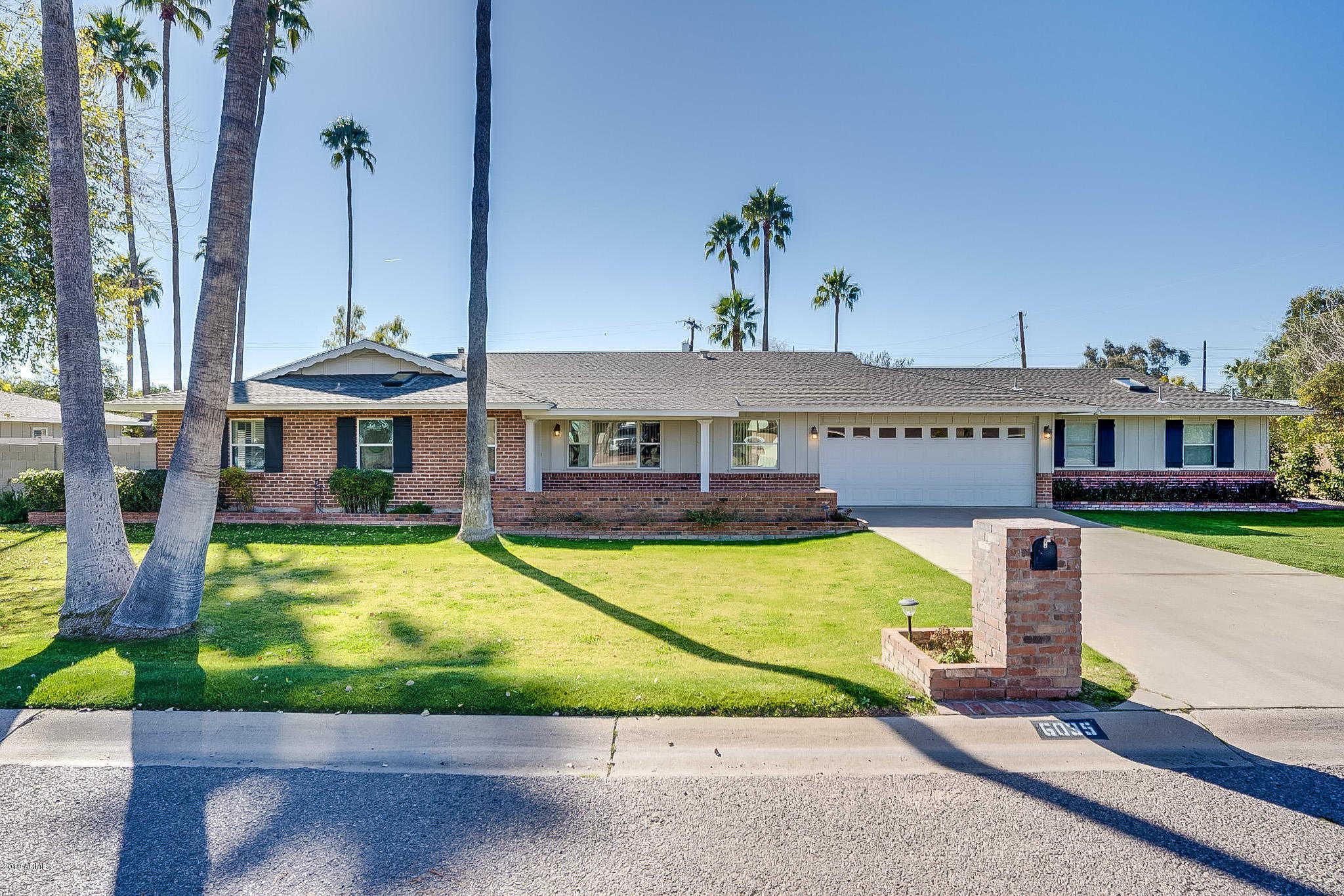 $5,200 - 4Br/3Ba - Home for Sale in Hidden Village, Scottsdale