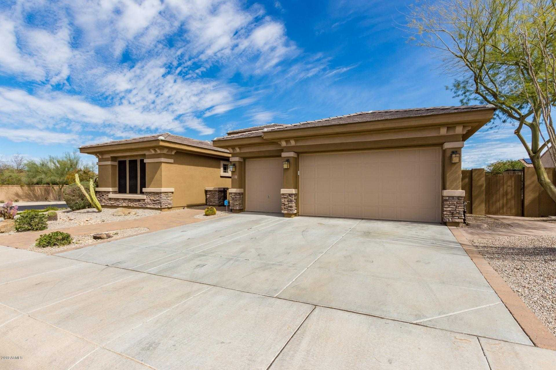 $449,000 - 4Br/3Ba - Home for Sale in Estrella Mountain Ranch Parcel 95b, Goodyear