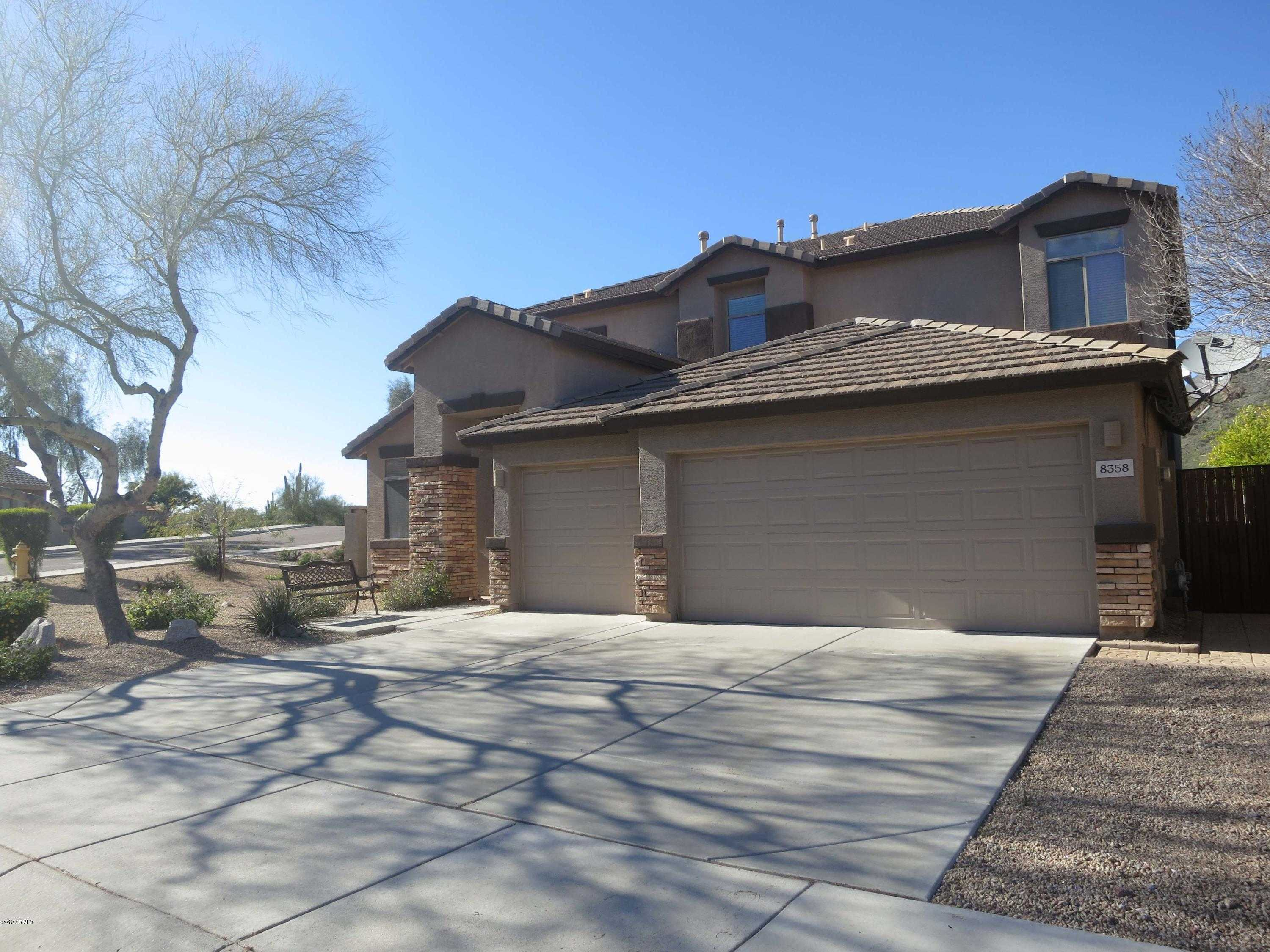 $400,000 - 4Br/3Ba - Home for Sale in Westwing Mountain Parcel 9, Peoria