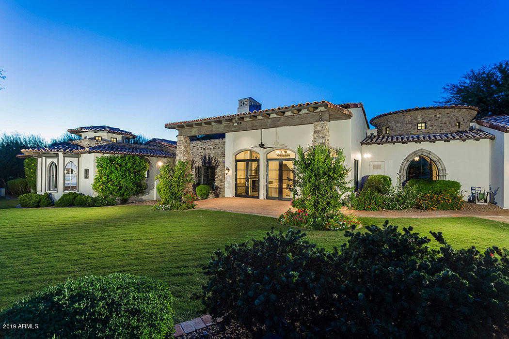 $3,250,000 - 5Br/7Ba - Home for Sale in Las Casas Escondidas Lot 1-8, Paradise Valley