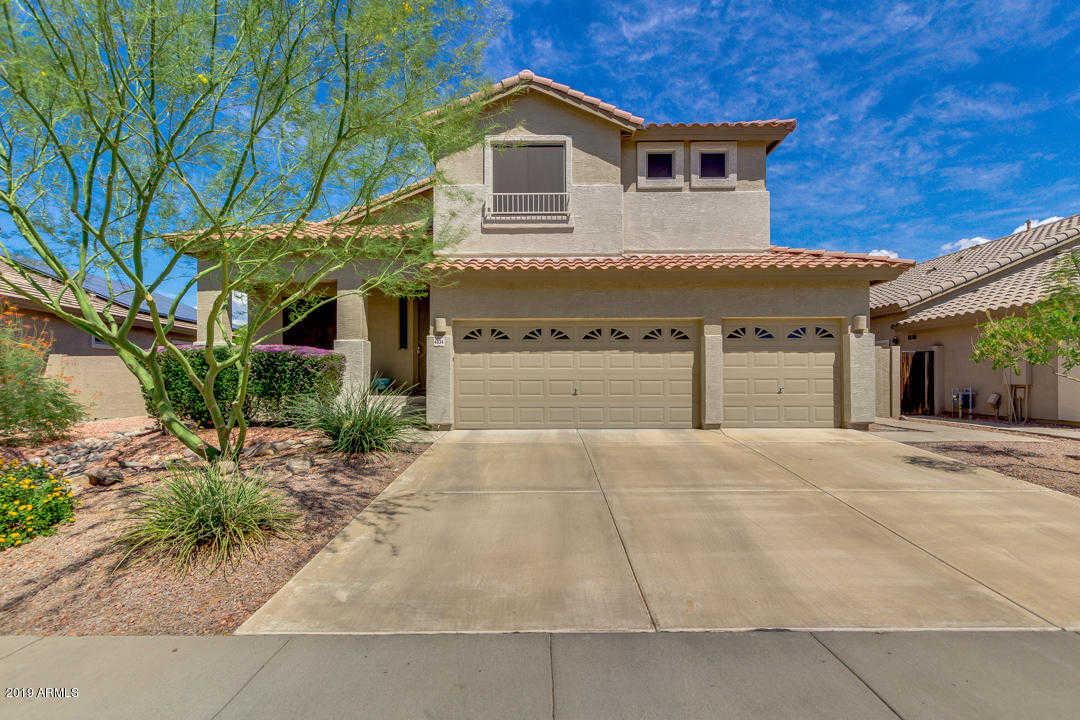 $525,000 - 5Br/3Ba - Home for Sale in Desert Ridge Parcel 4.17, Phoenix