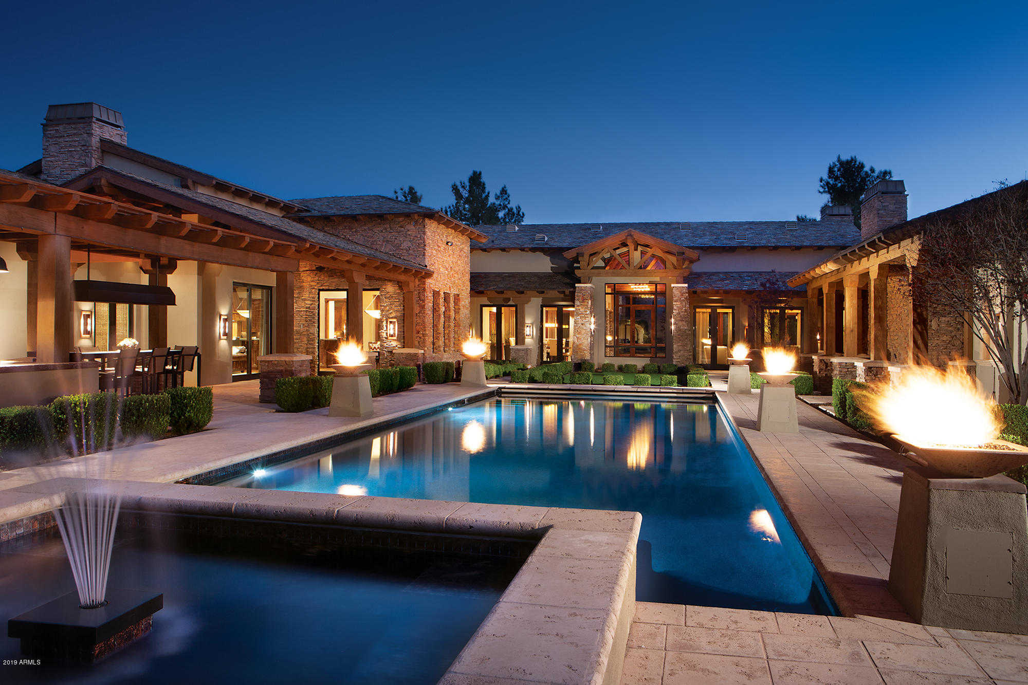 $5,750,000 - 5Br/7Ba - Home for Sale in Villaresi, Paradise Valley