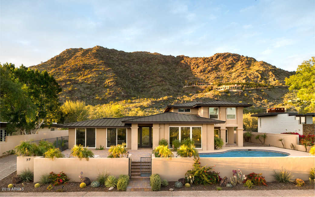 $2,450,000 - 2Br/3Ba - Home for Sale in Colonia Miramonte 3, Paradise Valley