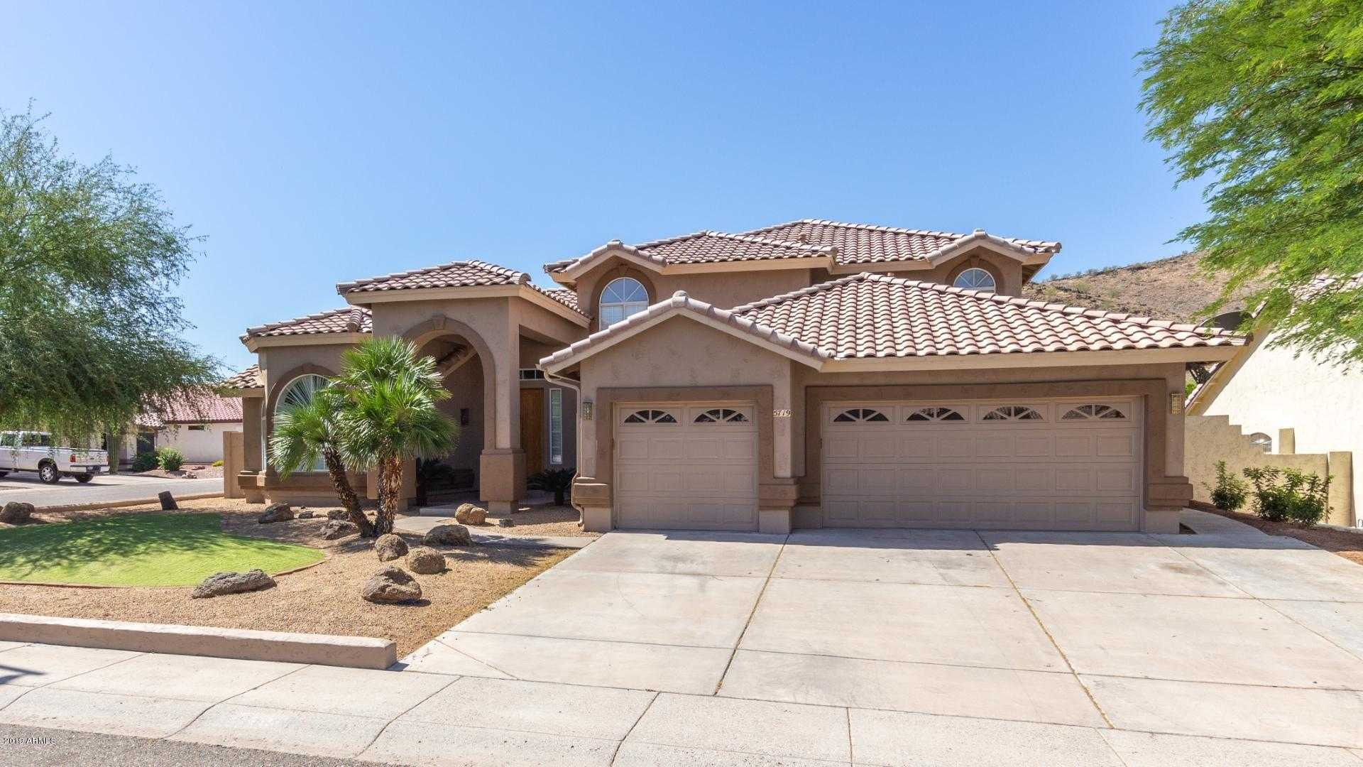 $449,900 - 4Br/3Ba - Home for Sale in Pinnacle Hill Lot 1-259 Tr A-o, Glendale