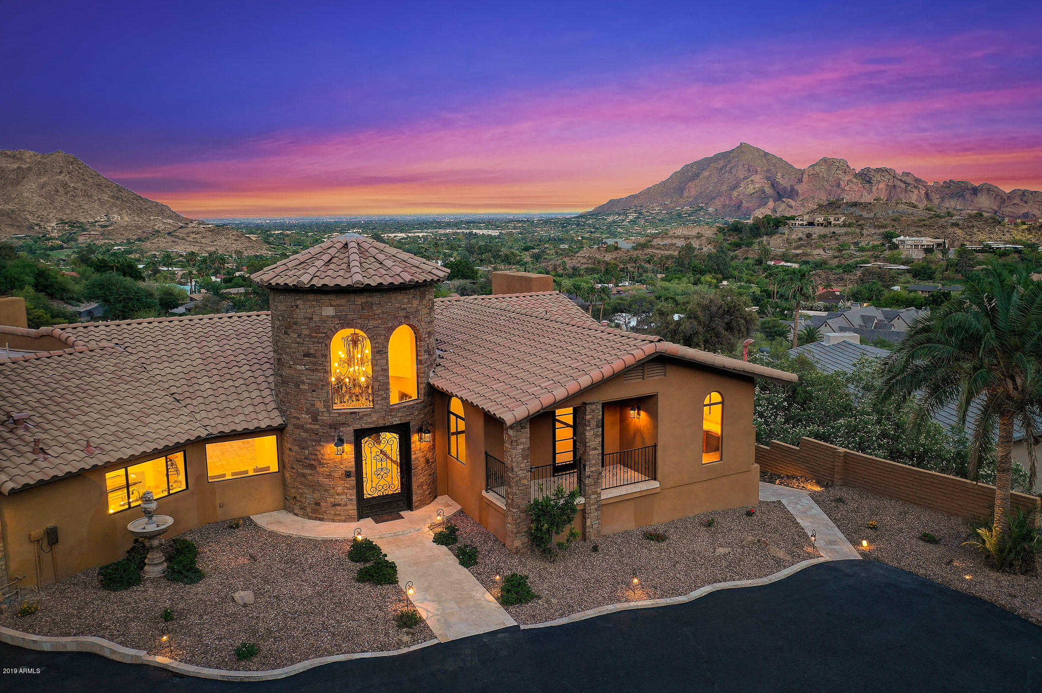 $2,362,500 - 6Br/7Ba - Home for Sale in Clearwater Hills Prvt Roads & Tr A, Paradise Valley
