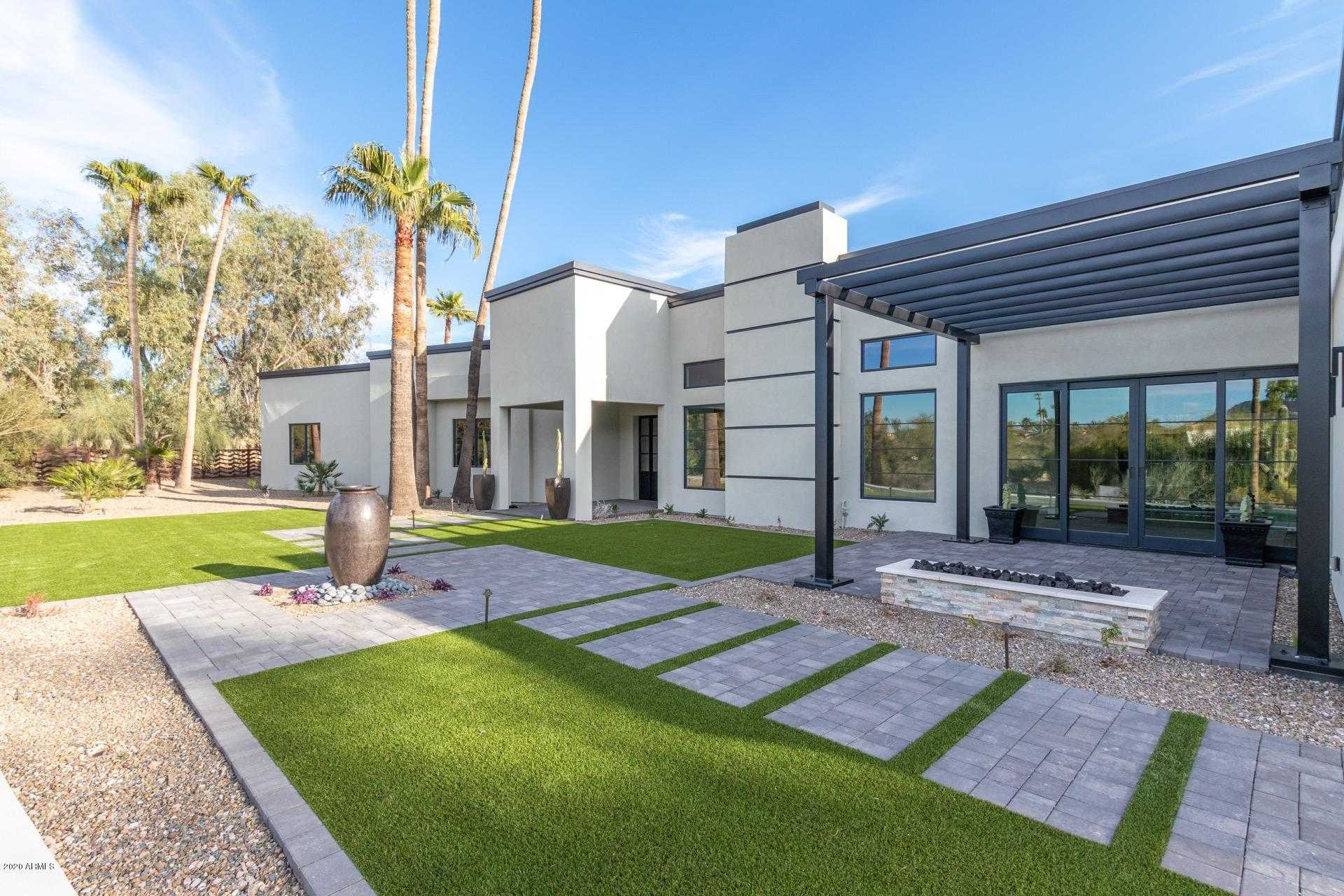 $3,799,000 - 5Br/6Ba - Home for Sale in Arroyo Verde, Paradise Valley