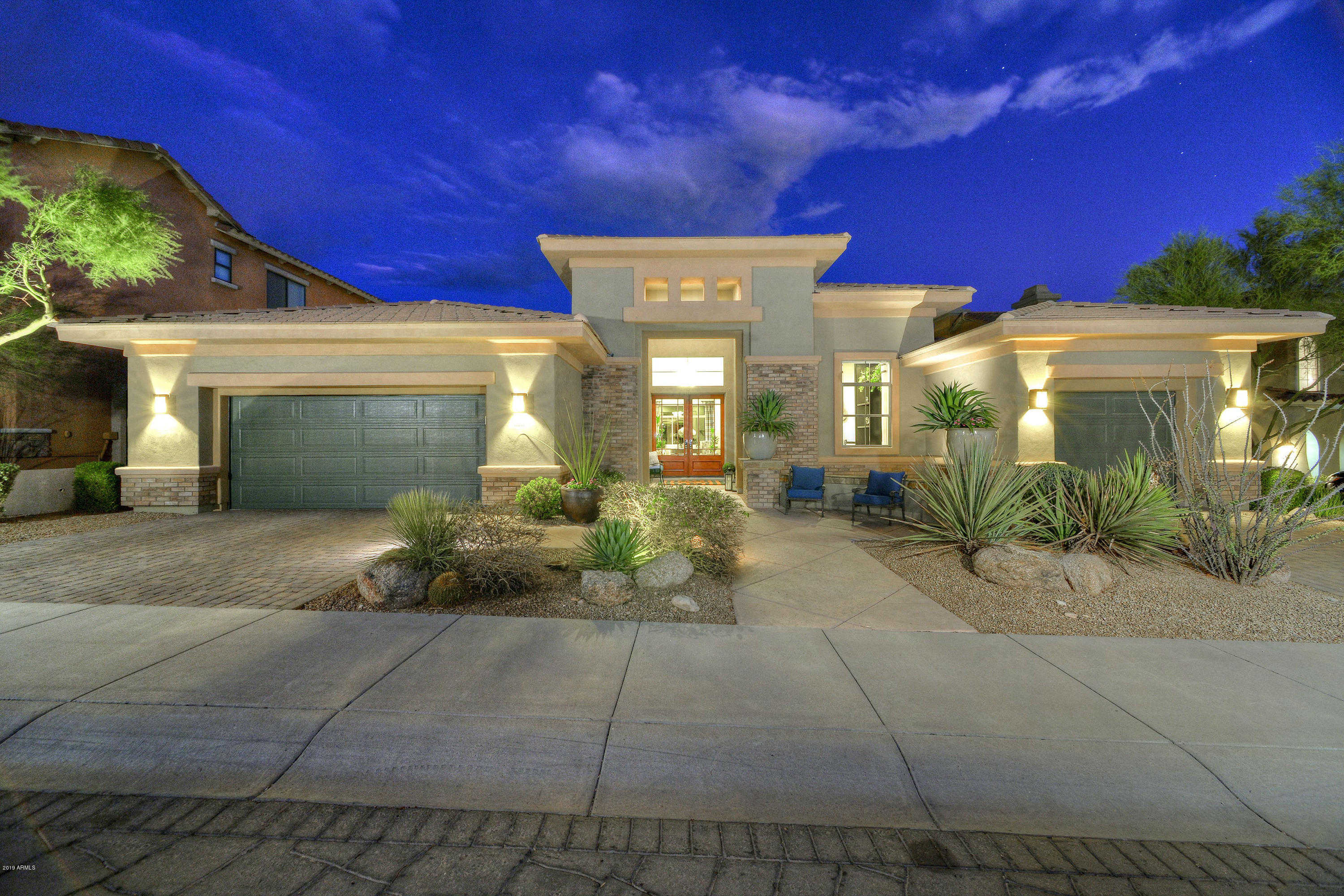 $1,555,000 - 3Br/4Ba - Home for Sale in Windgate Ranch Phase 1 Plat A, Scottsdale
