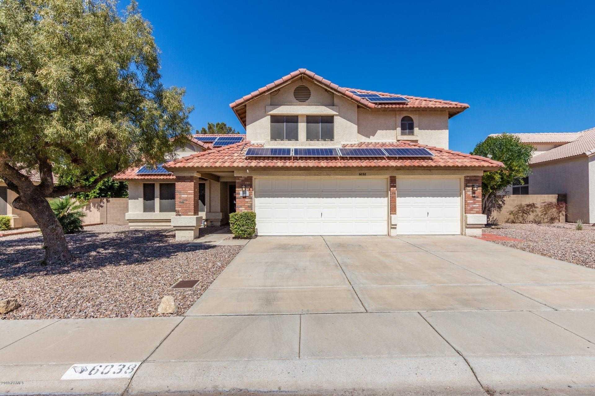 $373,000 - 4Br/3Ba - Home for Sale in Sunset Vista 7 Lot 379-433, Glendale
