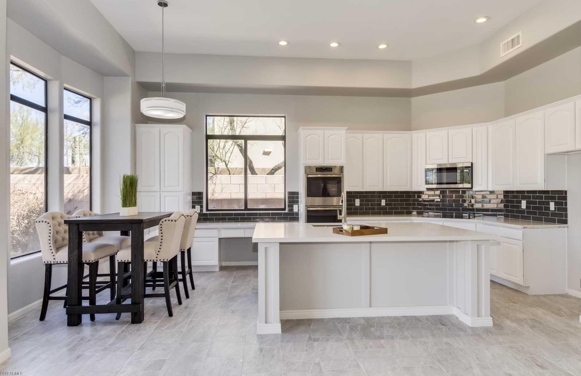 $529,000 - 4Br/3Ba - Home for Sale in Desert Ridge Parcel 4.17, Phoenix