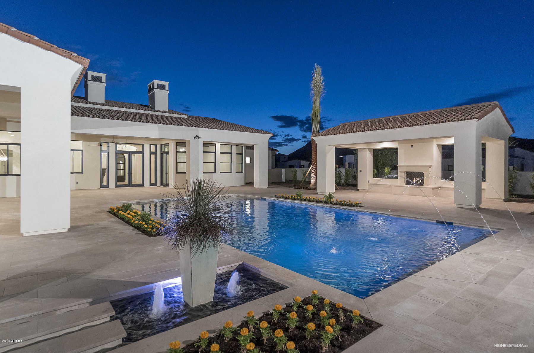 $4,288,000 - 6Br/6Ba - Home for Sale in Bel Aire Desert Estates, Paradise Valley